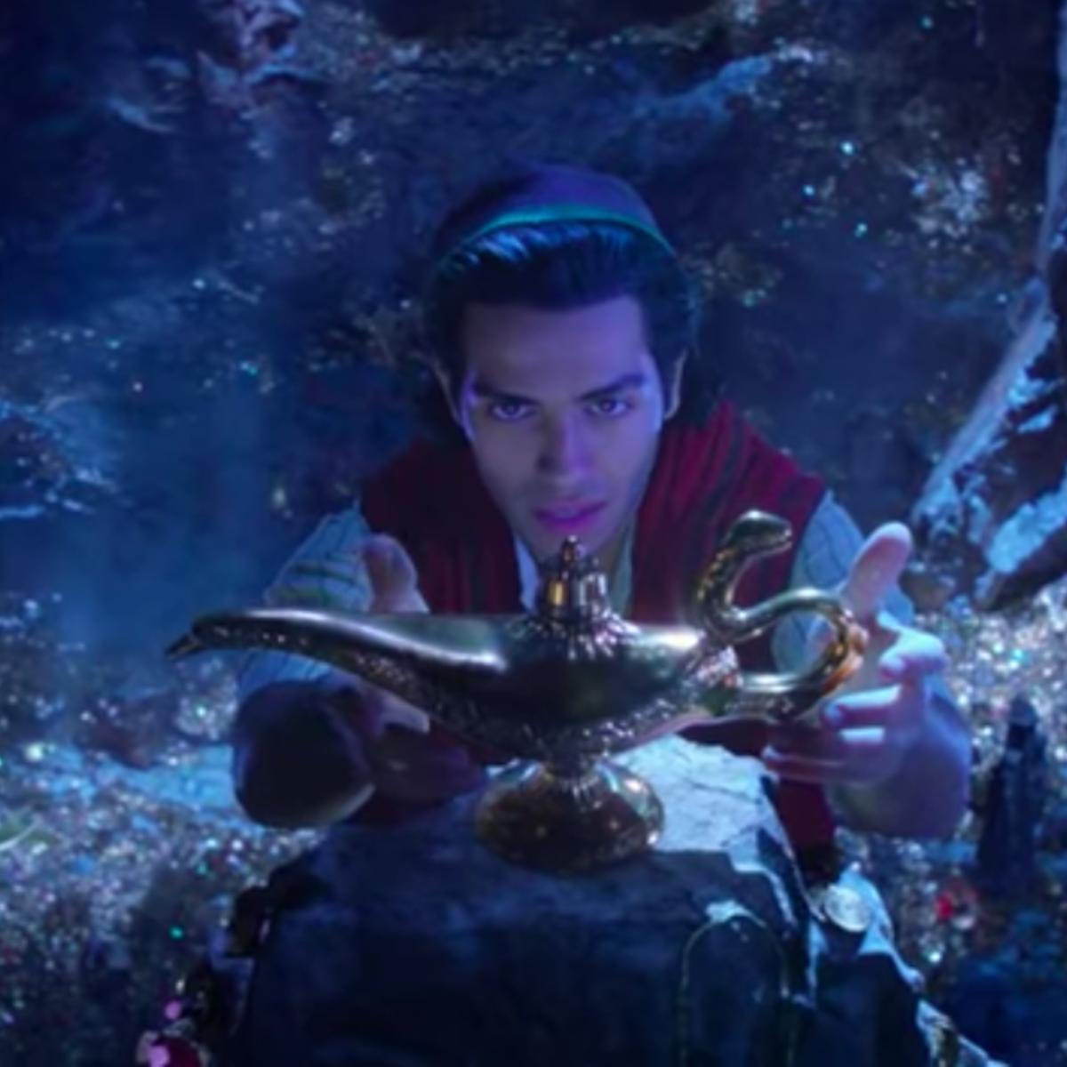 First 'Aladdin' photos show a look at Will Smith as the genie