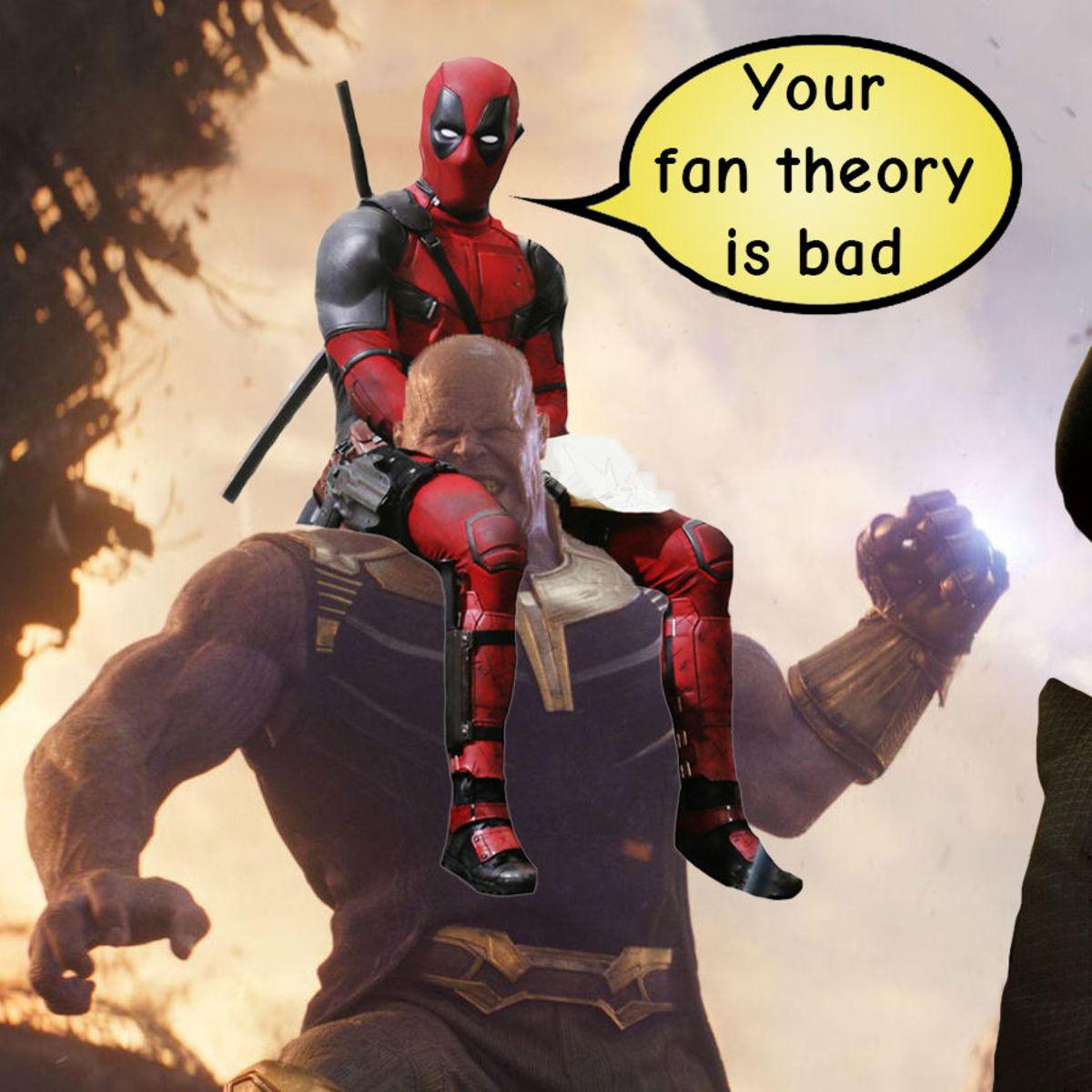 Worst Fan Theories