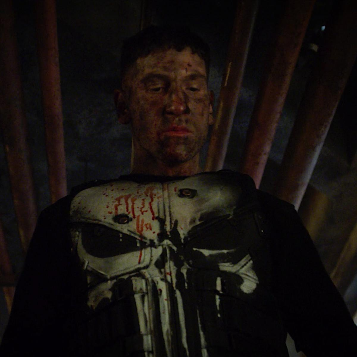 The Punisher via Netflix official trailer 2018