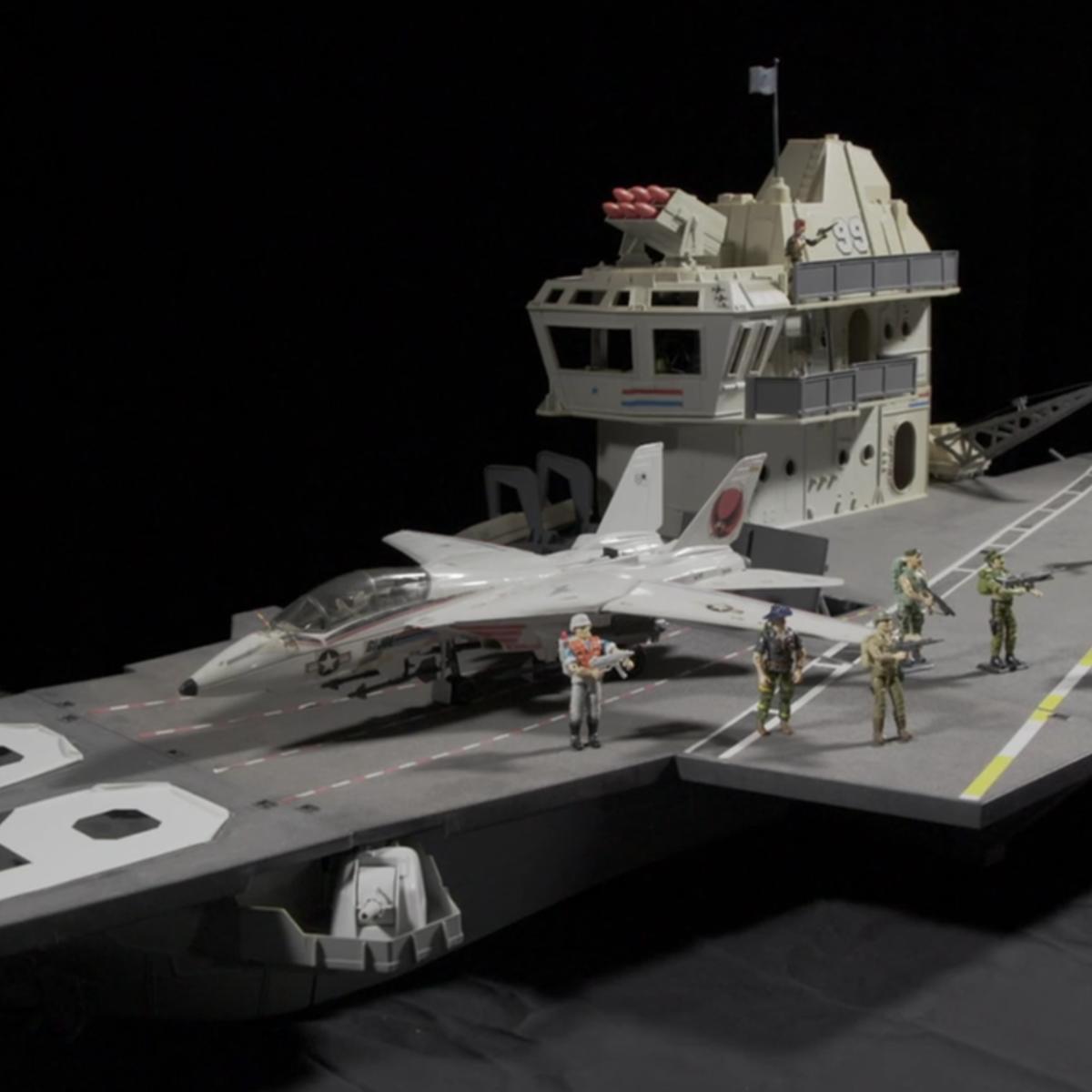 USS Flagg, Hasbro
