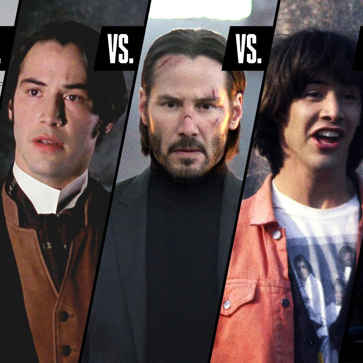 Debate Club: Keanu Reeves movies (version 2)