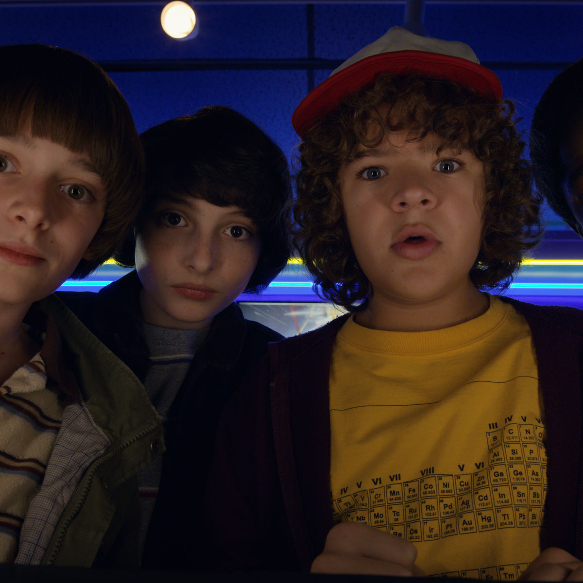 'Stranger Things 3' Start Date Confirmed In Eerie New Year's Day Message