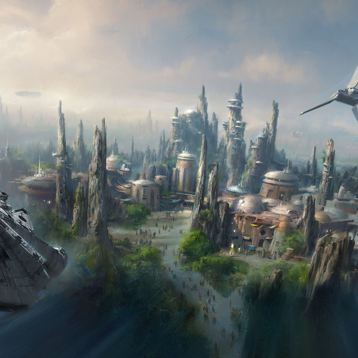 Disneyland hikes ticket prices sky high before Star Wars land opens