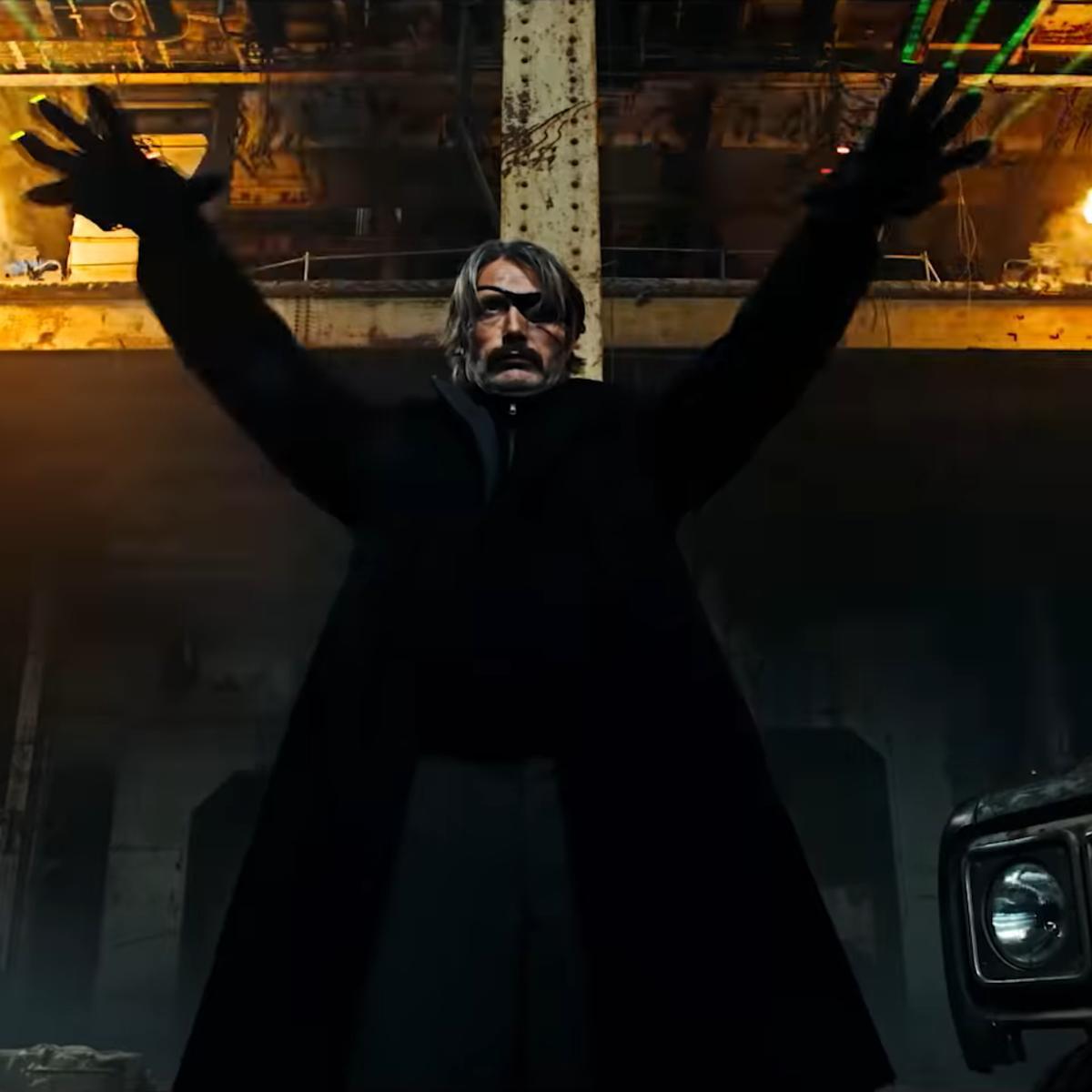'Polar' Trailer: Assassin Mads Mikkelsen Is Marked for Death in Netflix Thriller