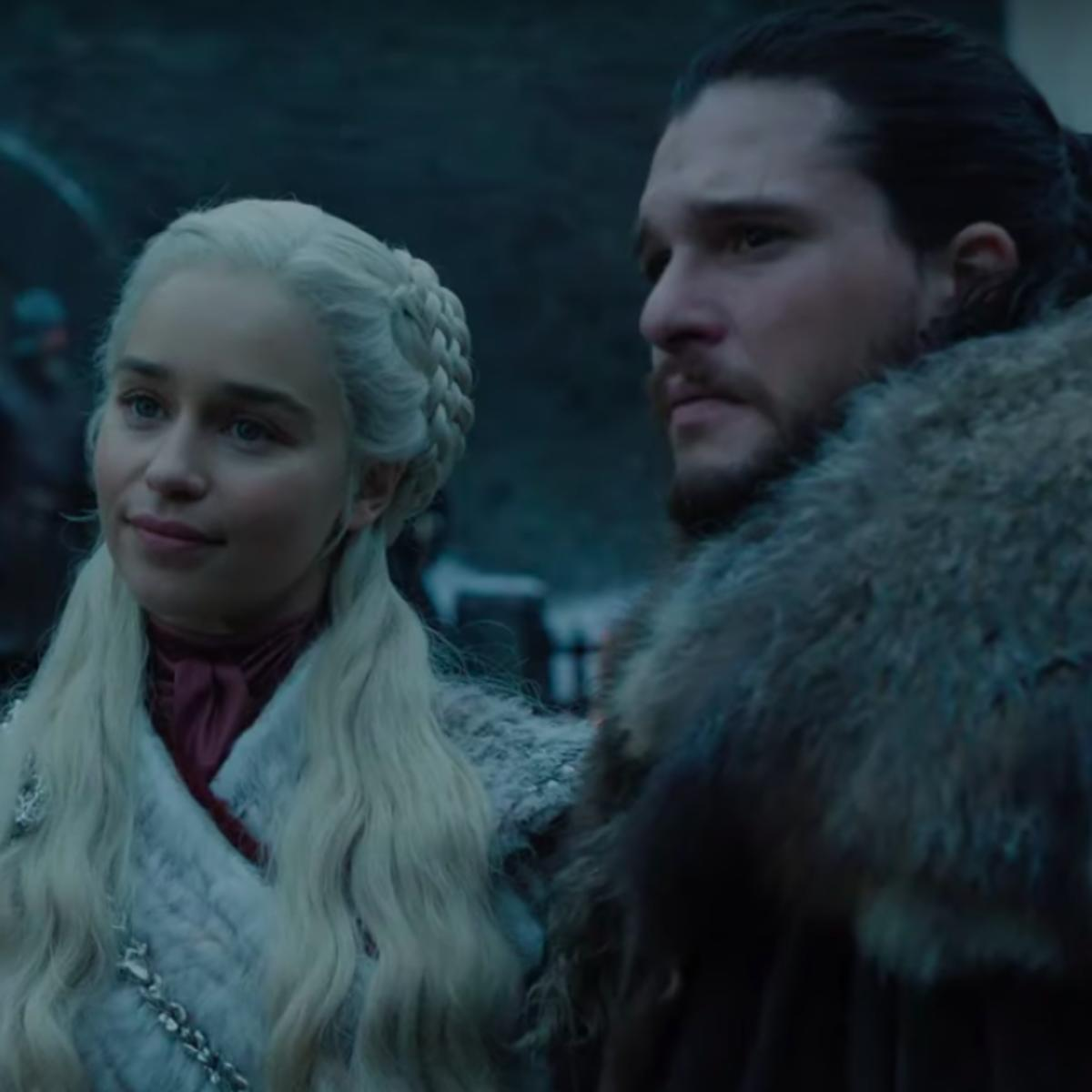 Heres the first look at final season of Game of Thrones