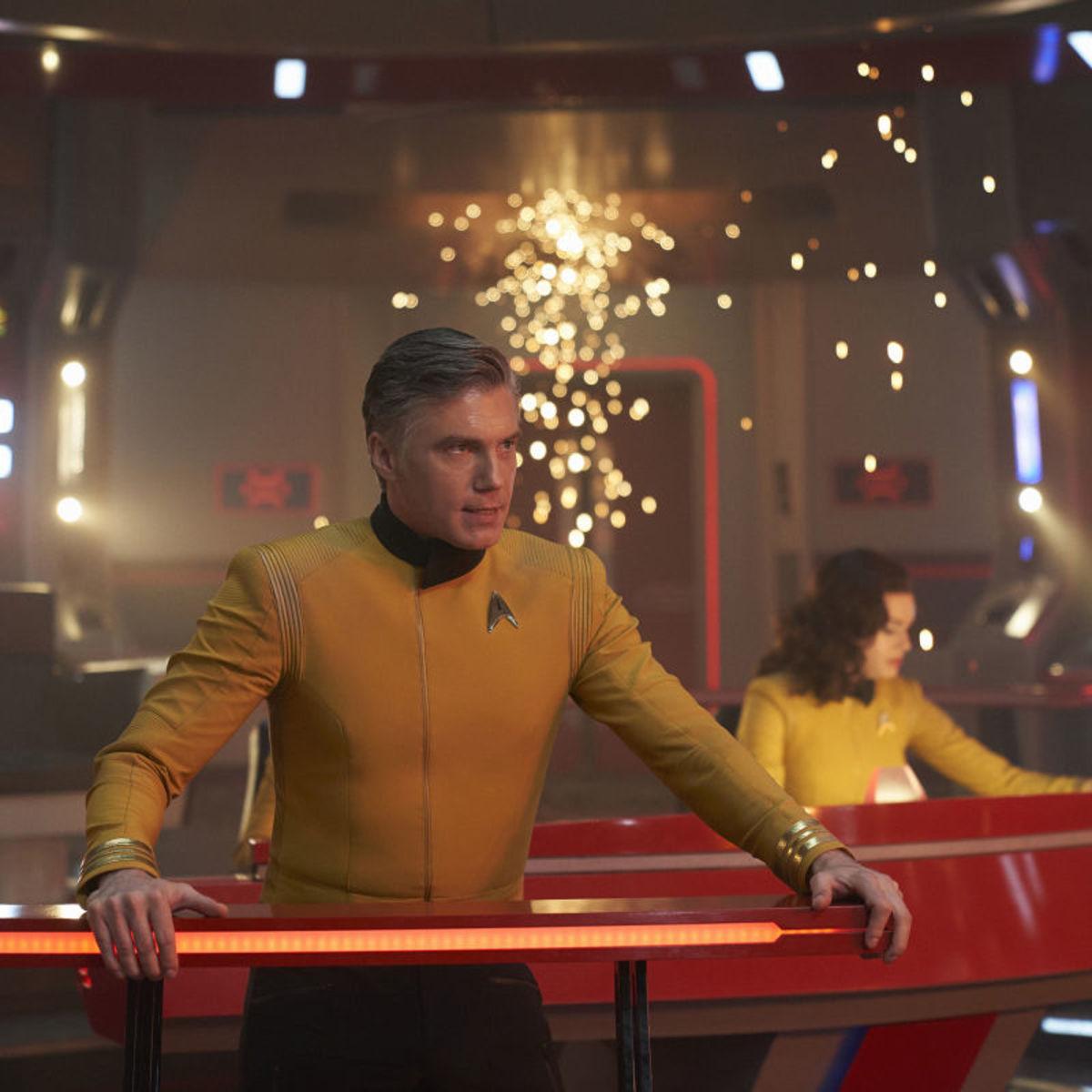 Star Trek: Discovery, Pike