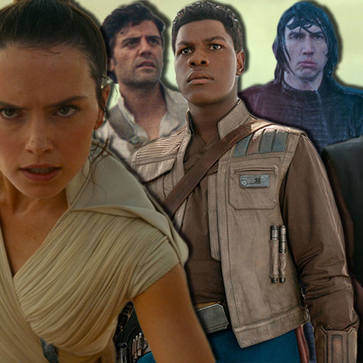 The Rise Of Skywalker How Satisfying Was Each Star Wars Character S Ending