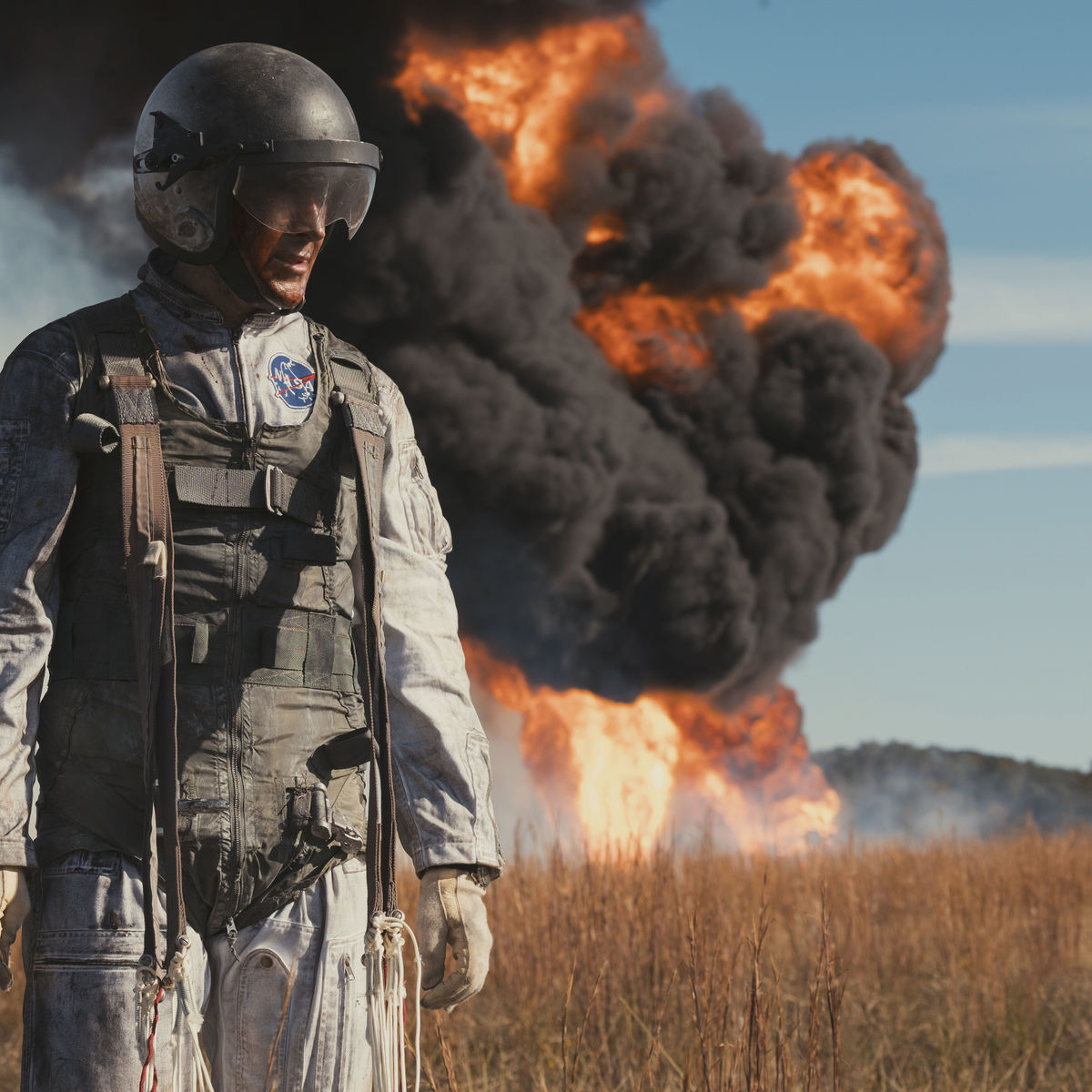 Ryan Gosling Neil Armstrong First Man