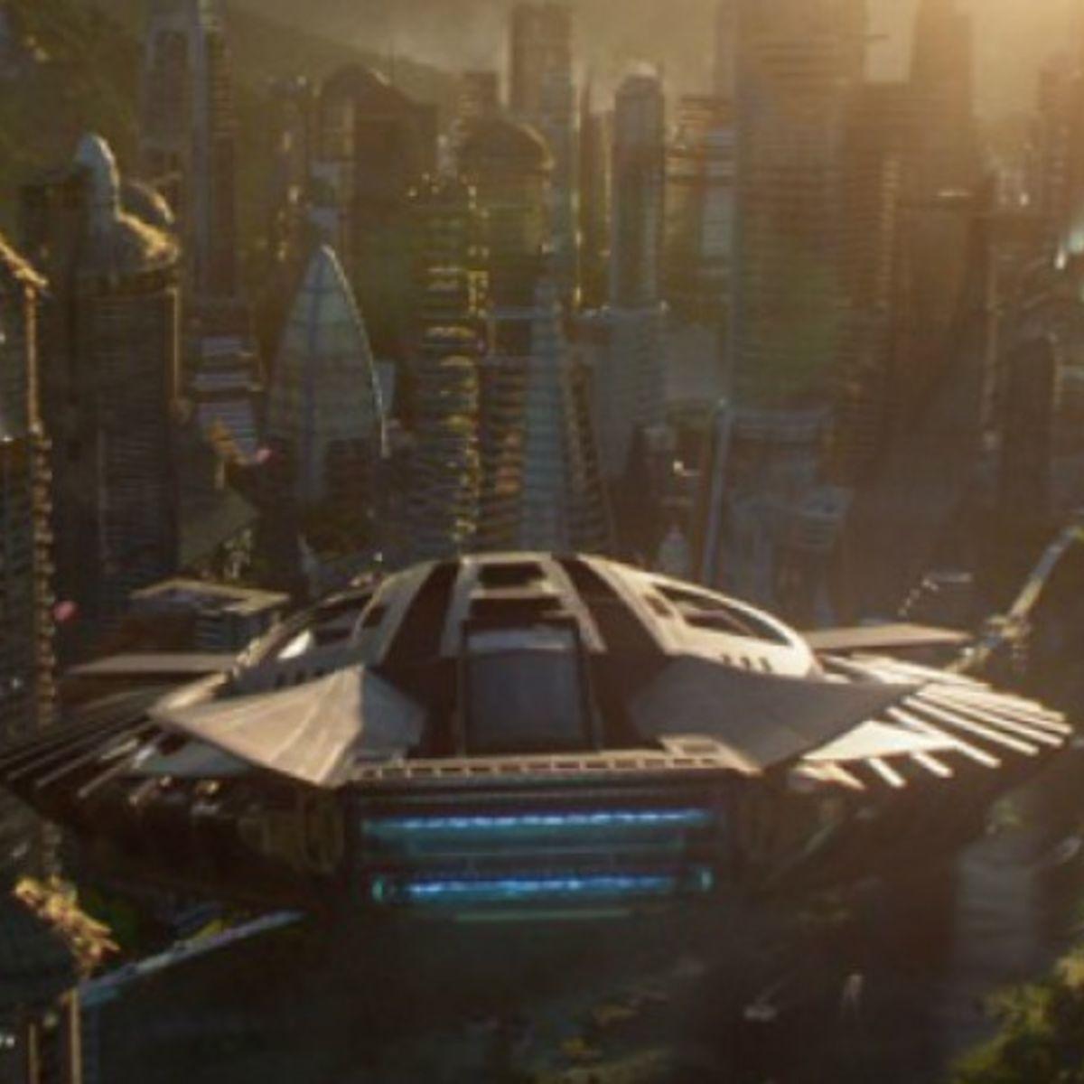 Black Panther ship