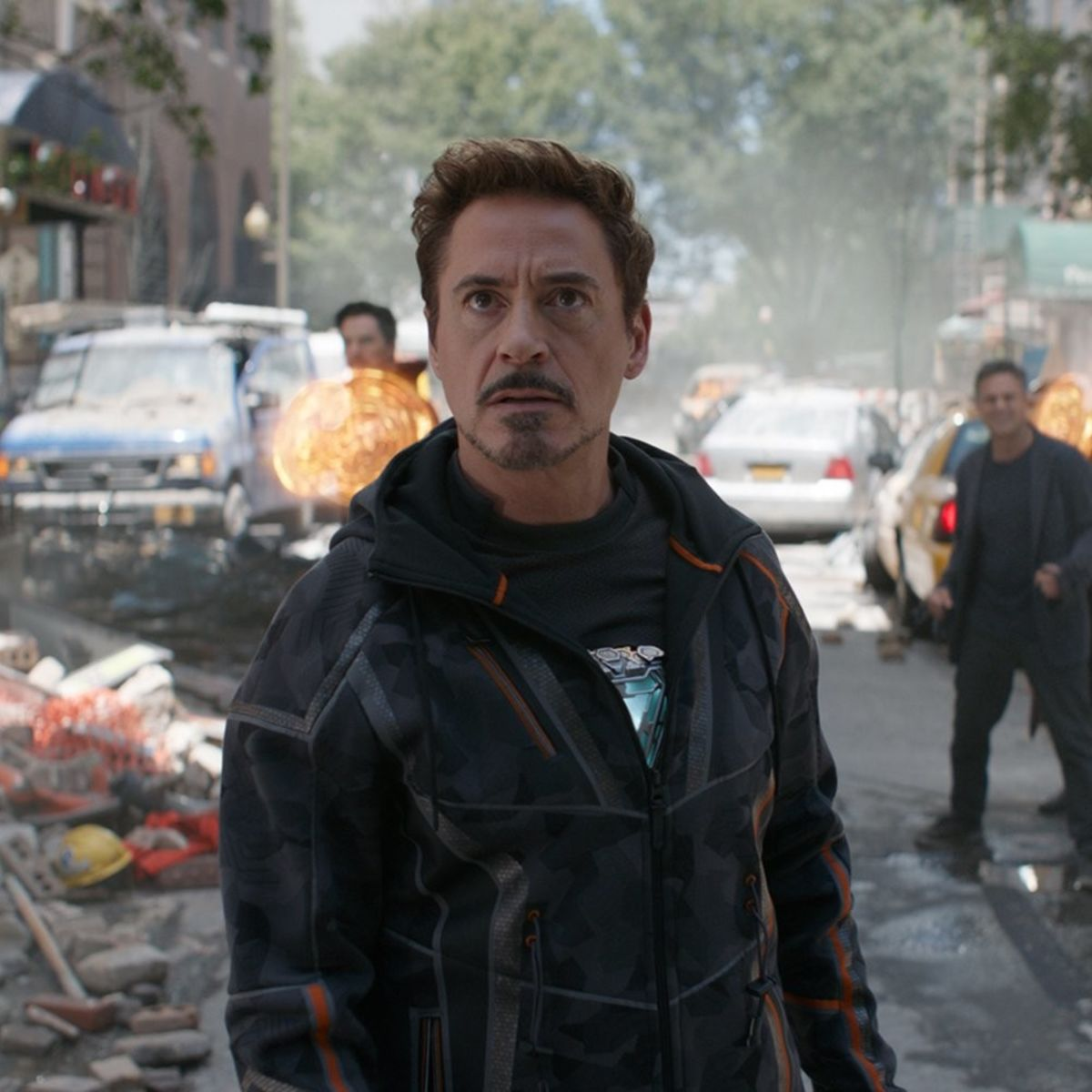 Tony Stark/Iron Man, Infinity War