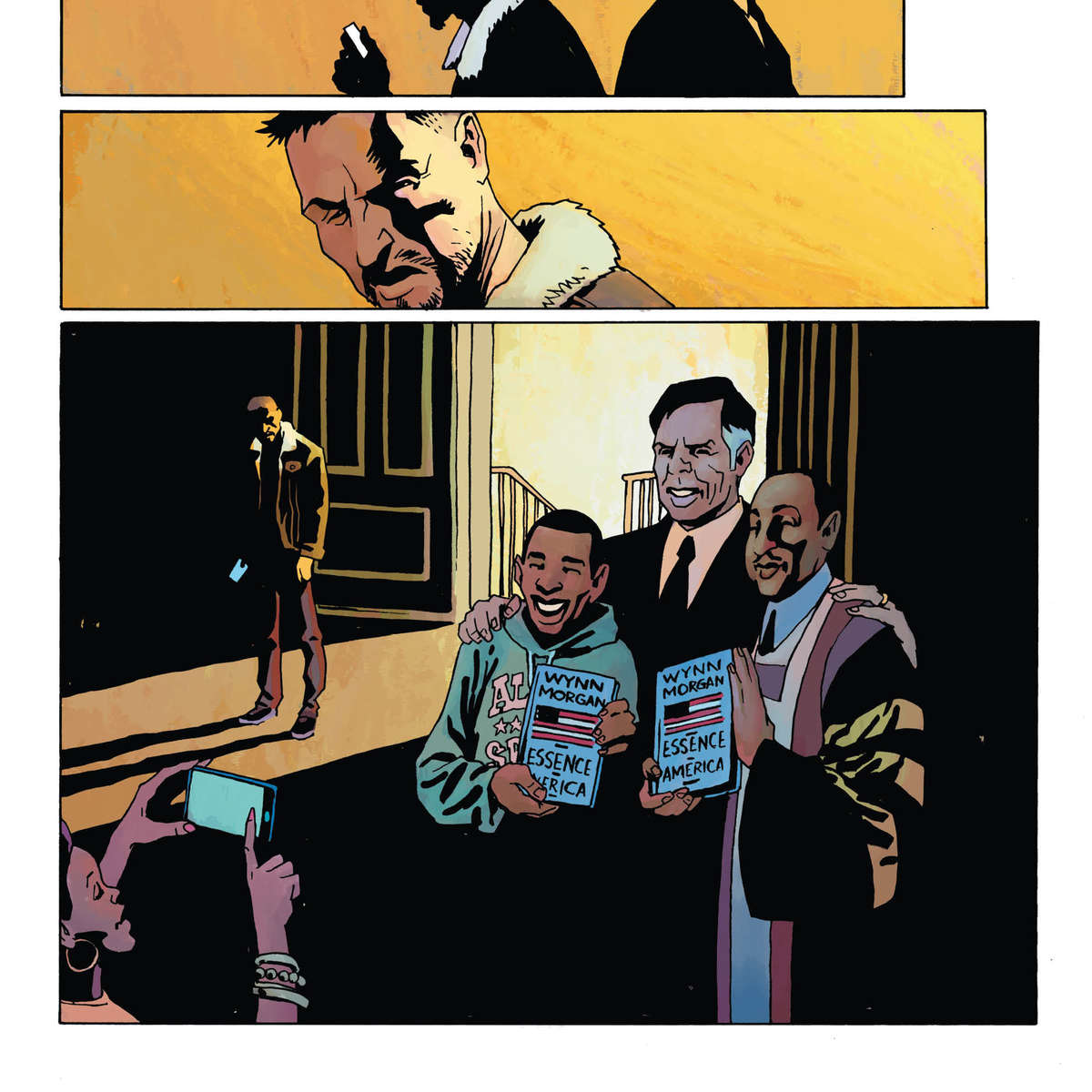 American Carnage #1 Page 14