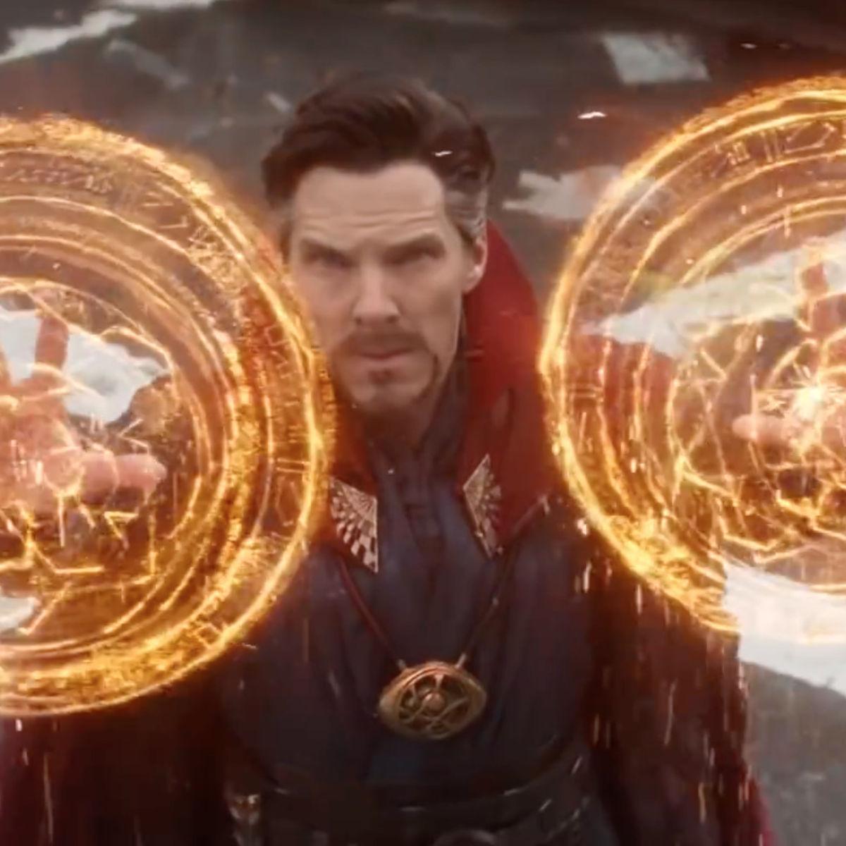Avengers: Infinity War- Doctor Strange