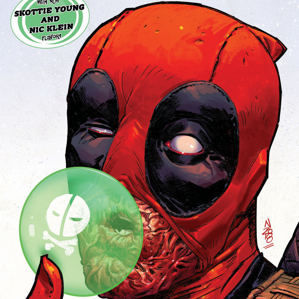 Marvel is shaking up Deadpool comics