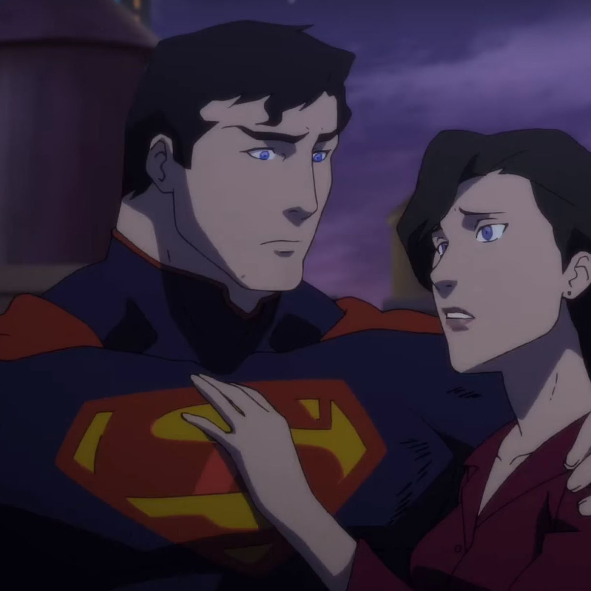 Death of Superman trailer unleashes Doomsday on the Justice League ...