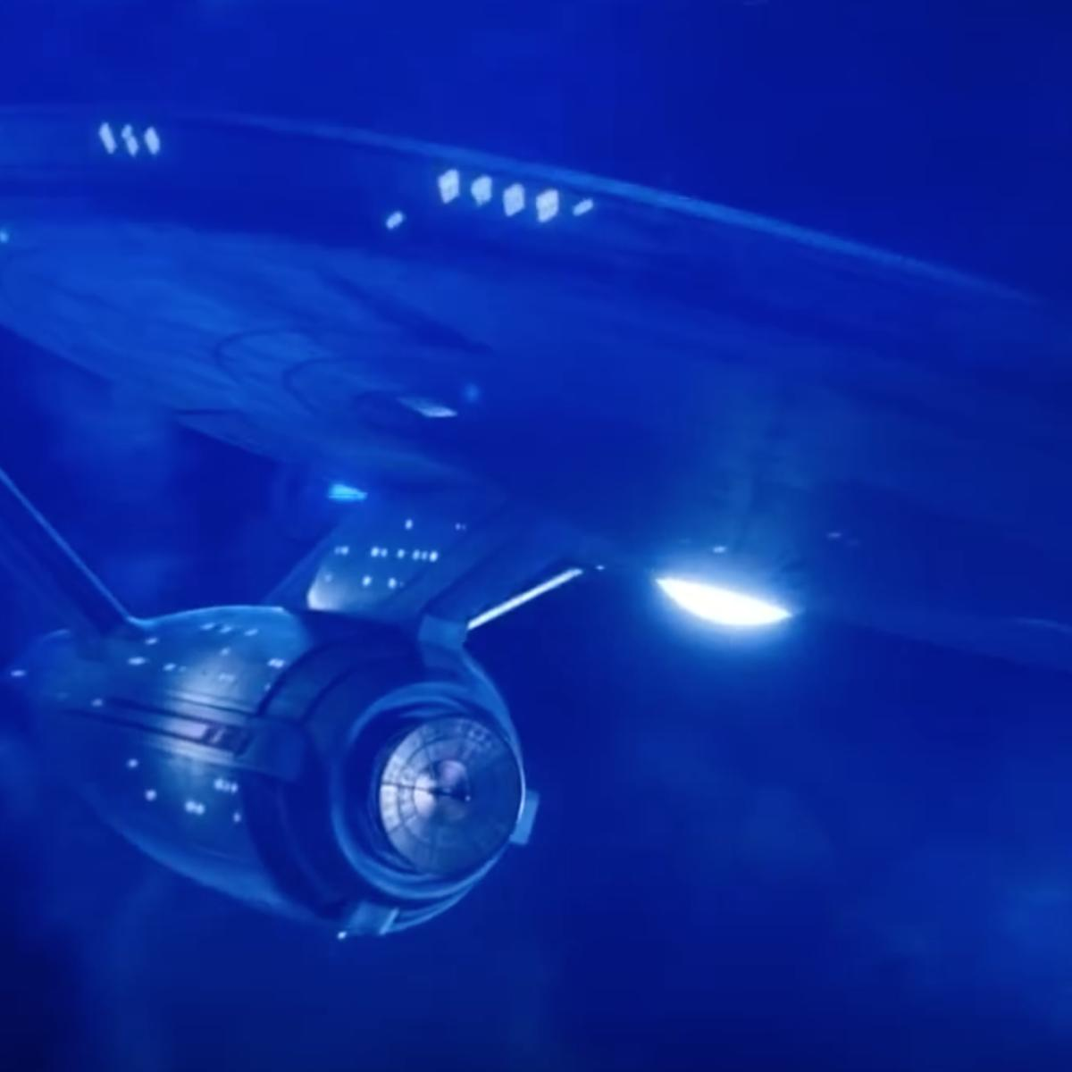 The Enterprise on Star Trek: Discovery
