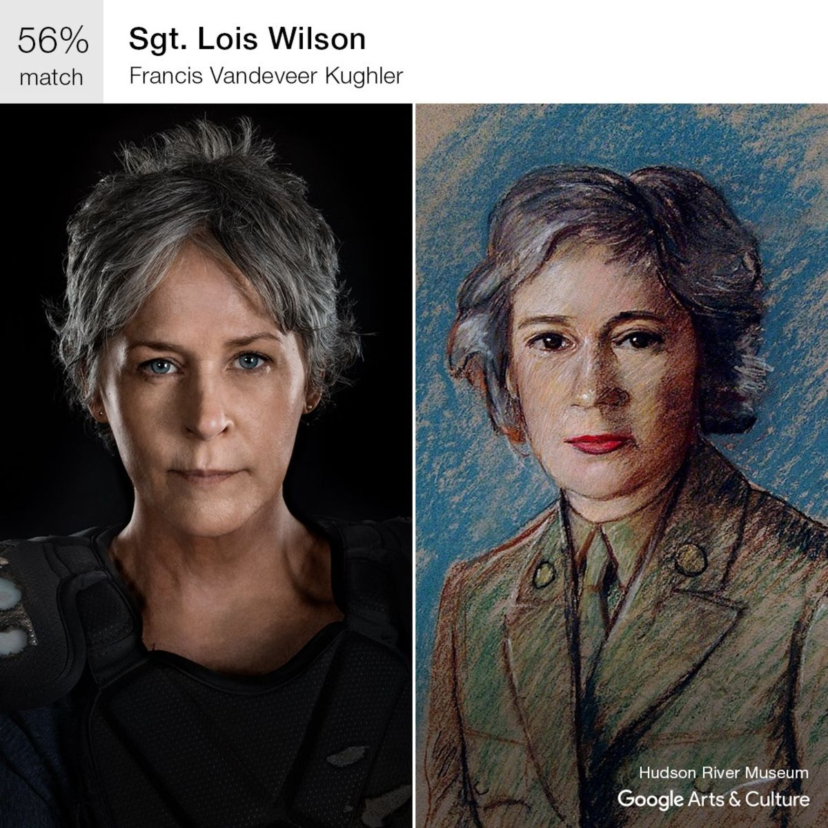 Melissa McCarthy The Walking Dead Google Arts