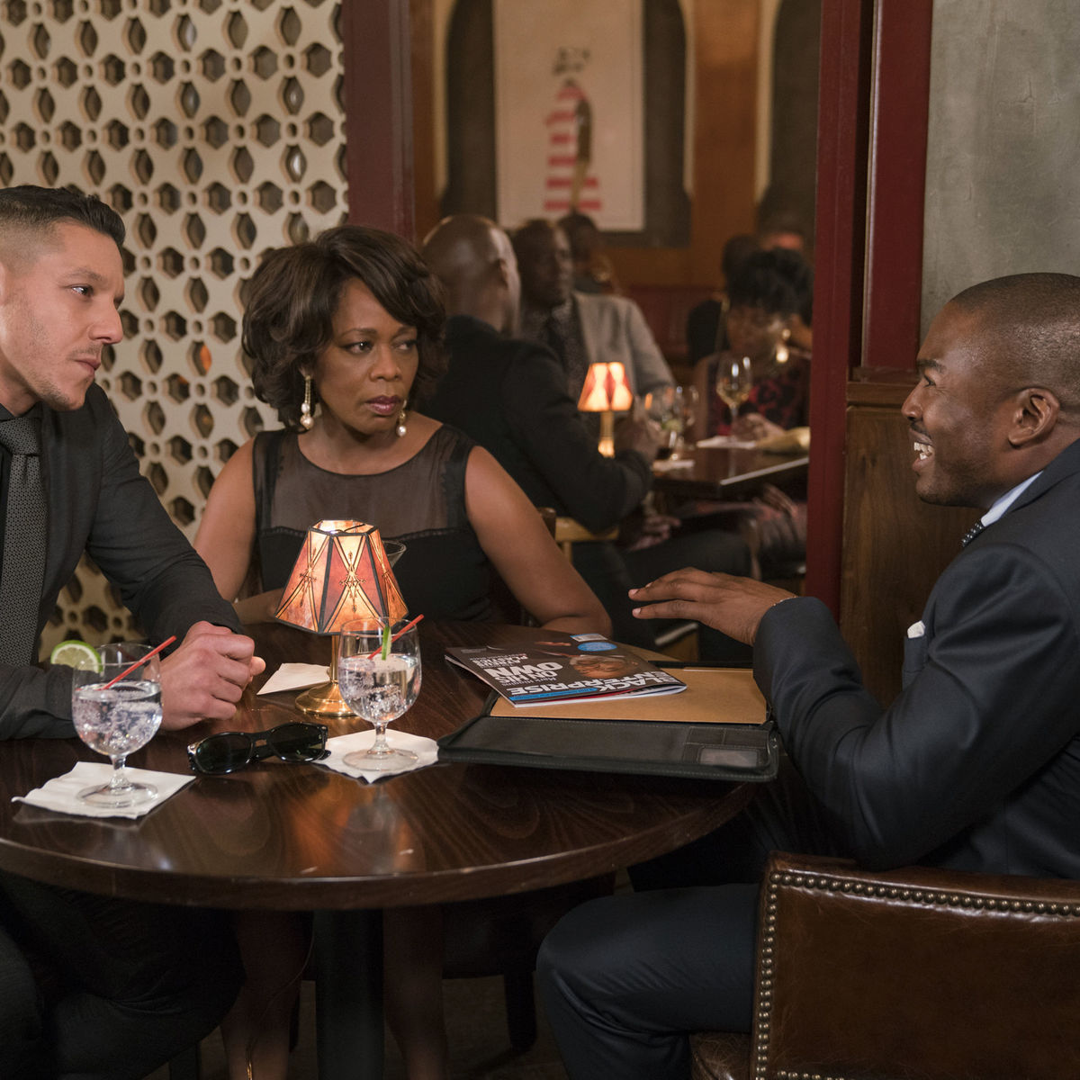 Mariah Dillard and Shades, Luke Cage Season 2