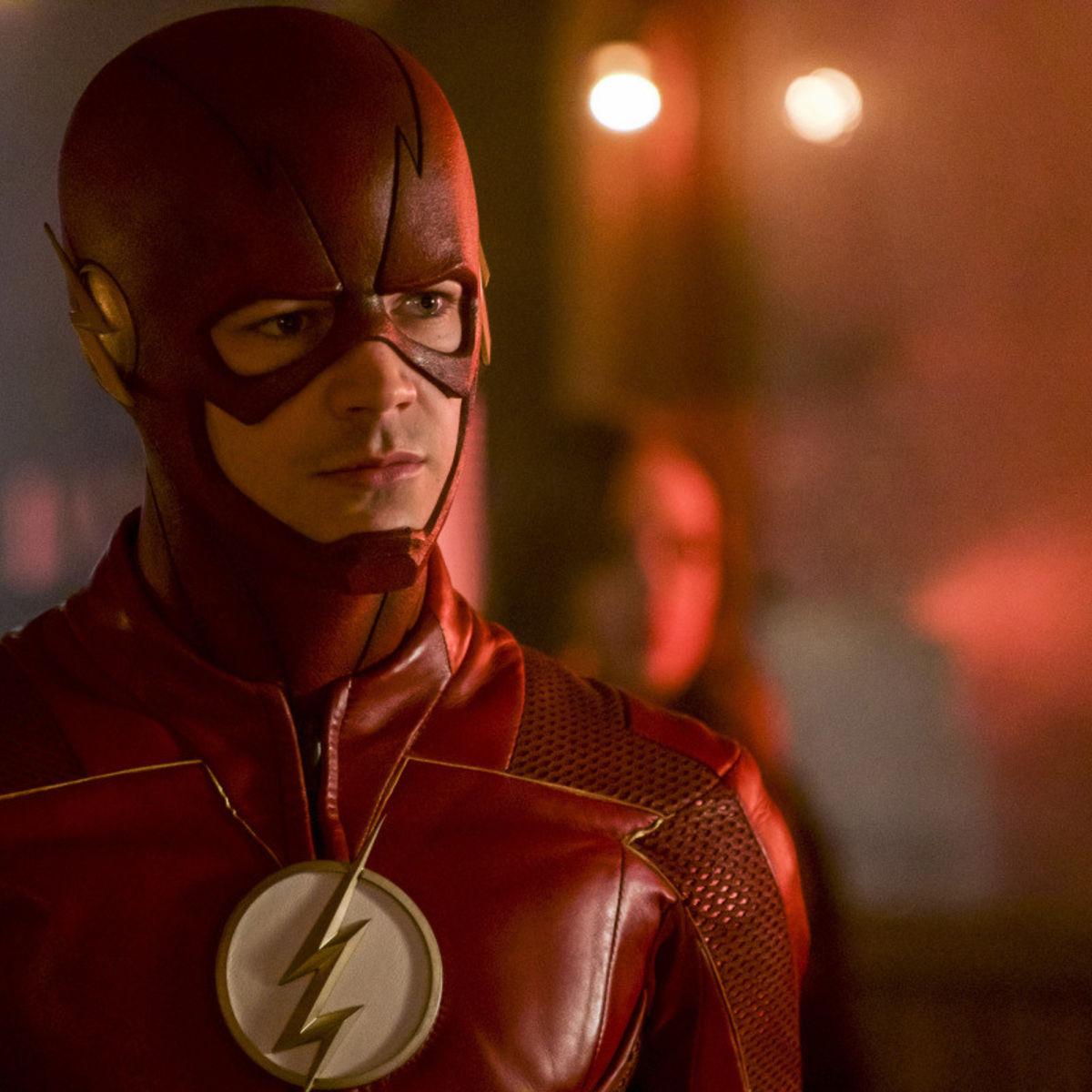 The Flash Grant Gustin