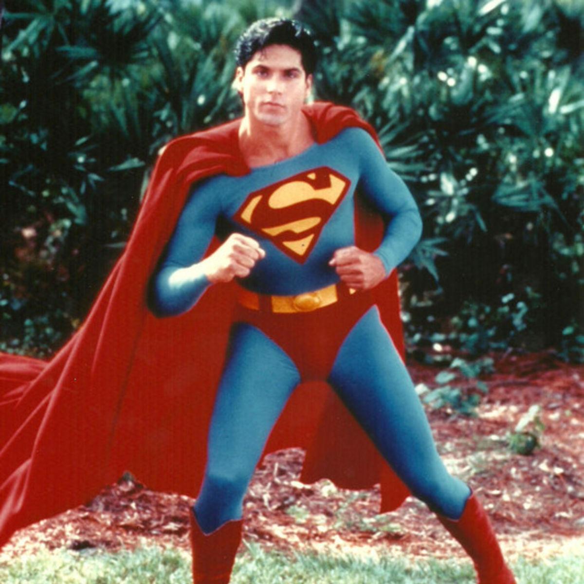 Gerard Christopher Superboy