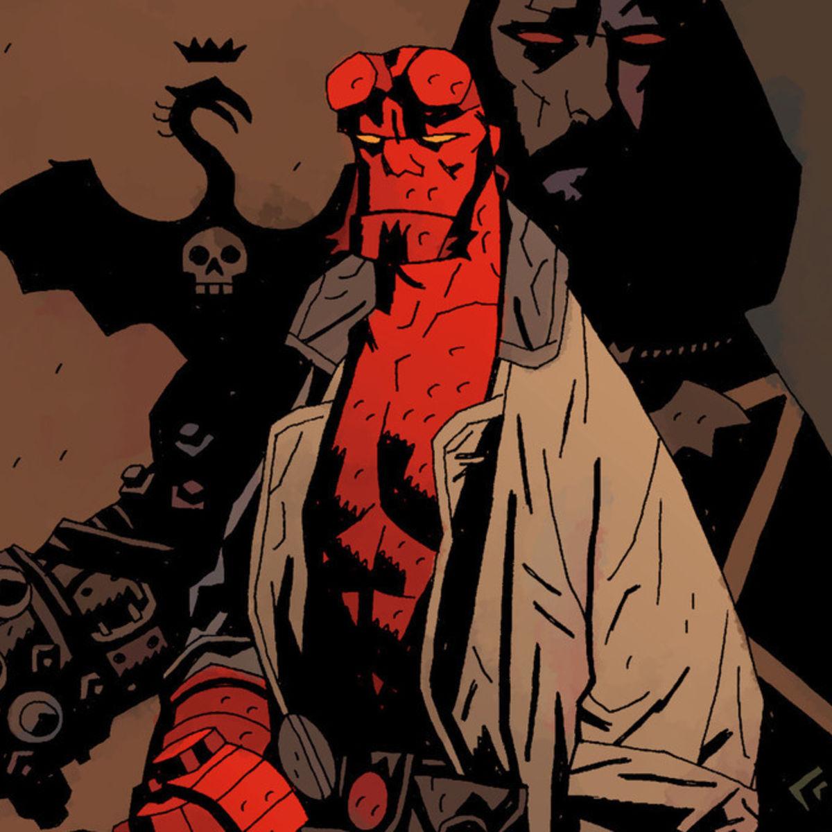 Hellboy Seed of Destruction