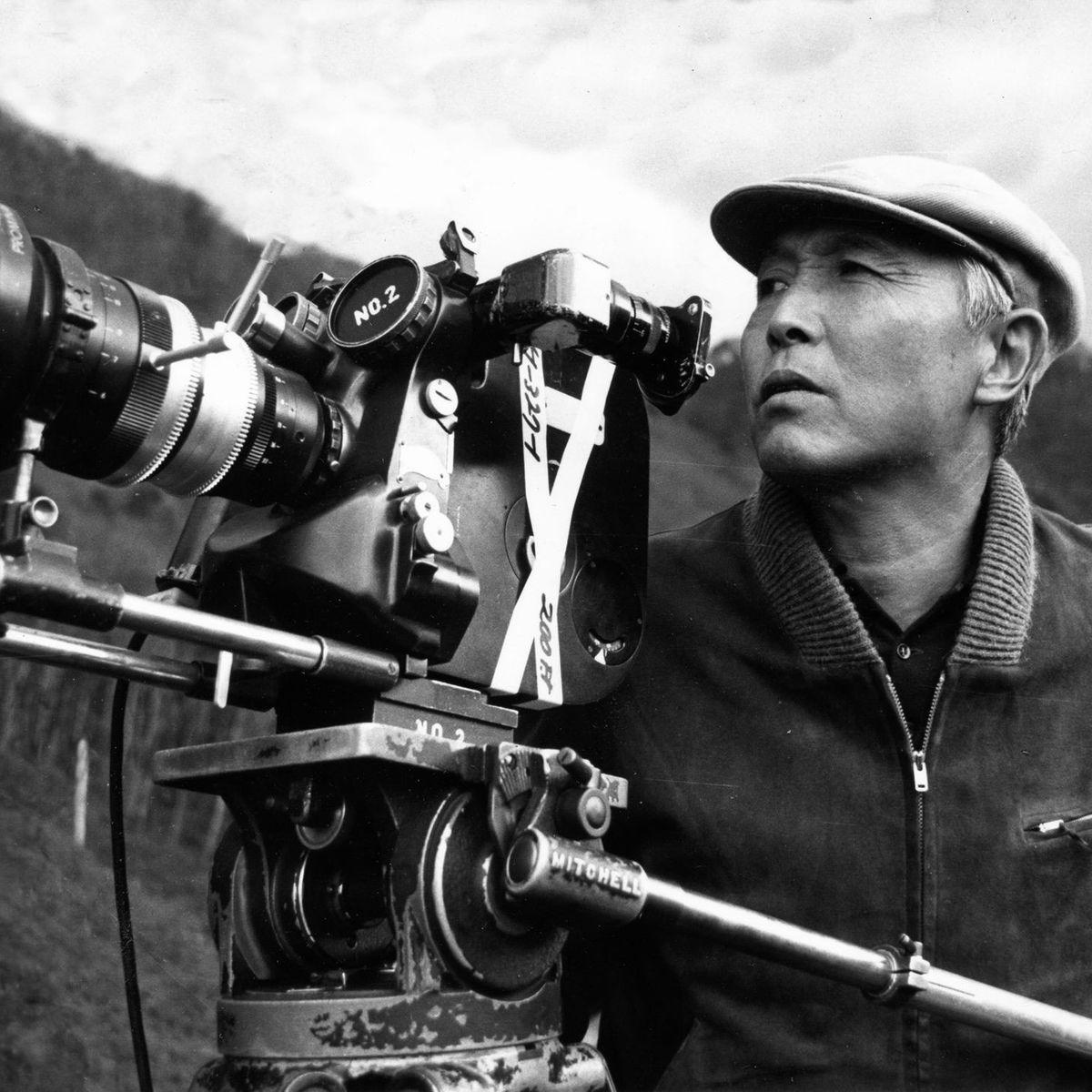 Ishiro Honda Image Courtesy Of Film Inc