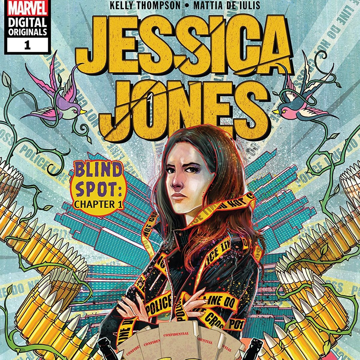 Jessica Jones 1