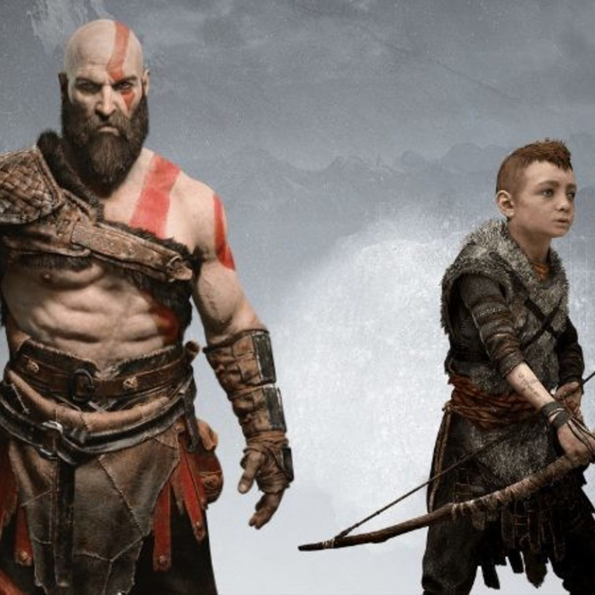 God of War - Kratos and Atreus 3