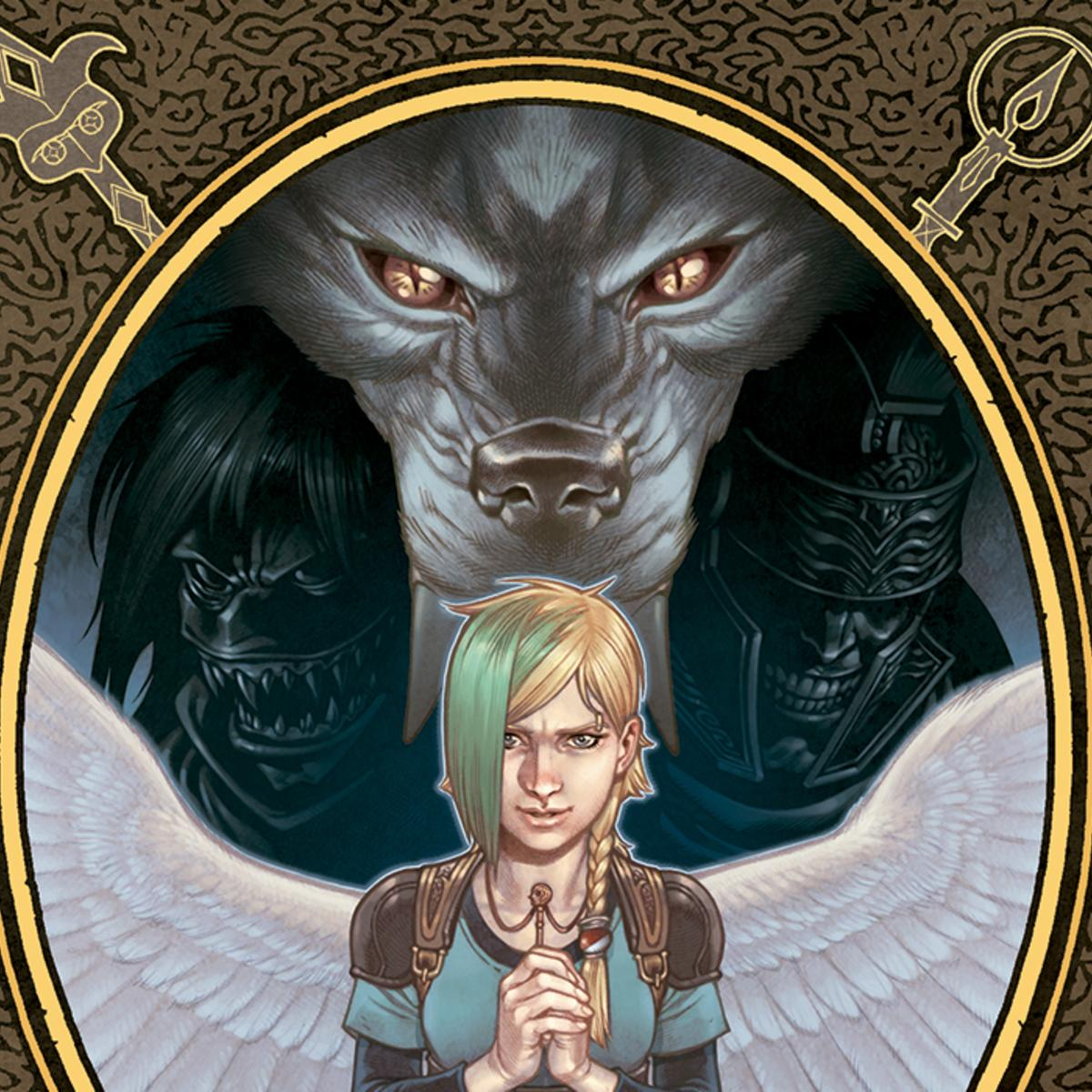 Locke & Key Master Edition, Vol. 2