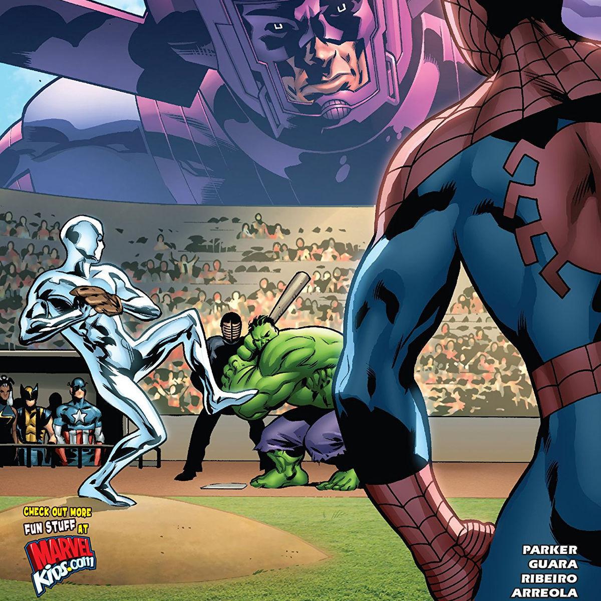 Marvel Adventures The Avengers 26 Cover