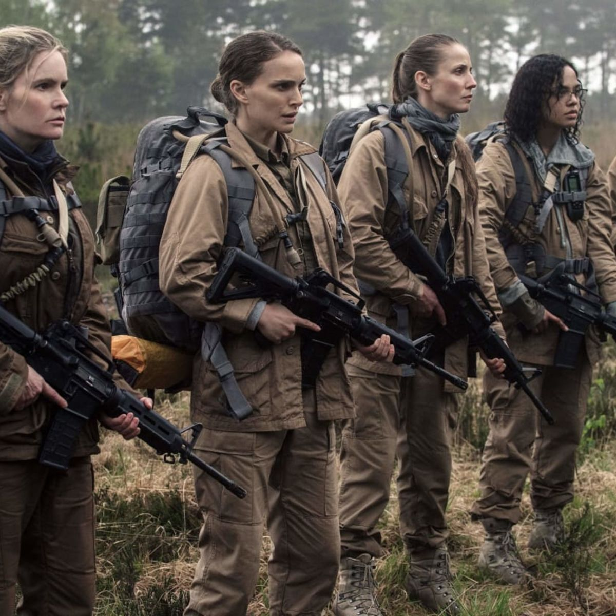 Annihilation cast