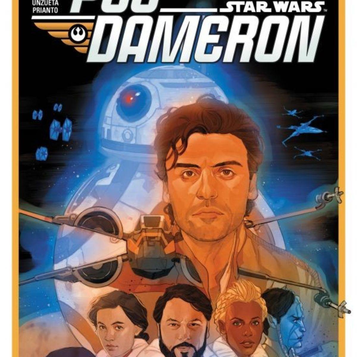Star Wars: Poe Dameron #26- Cover