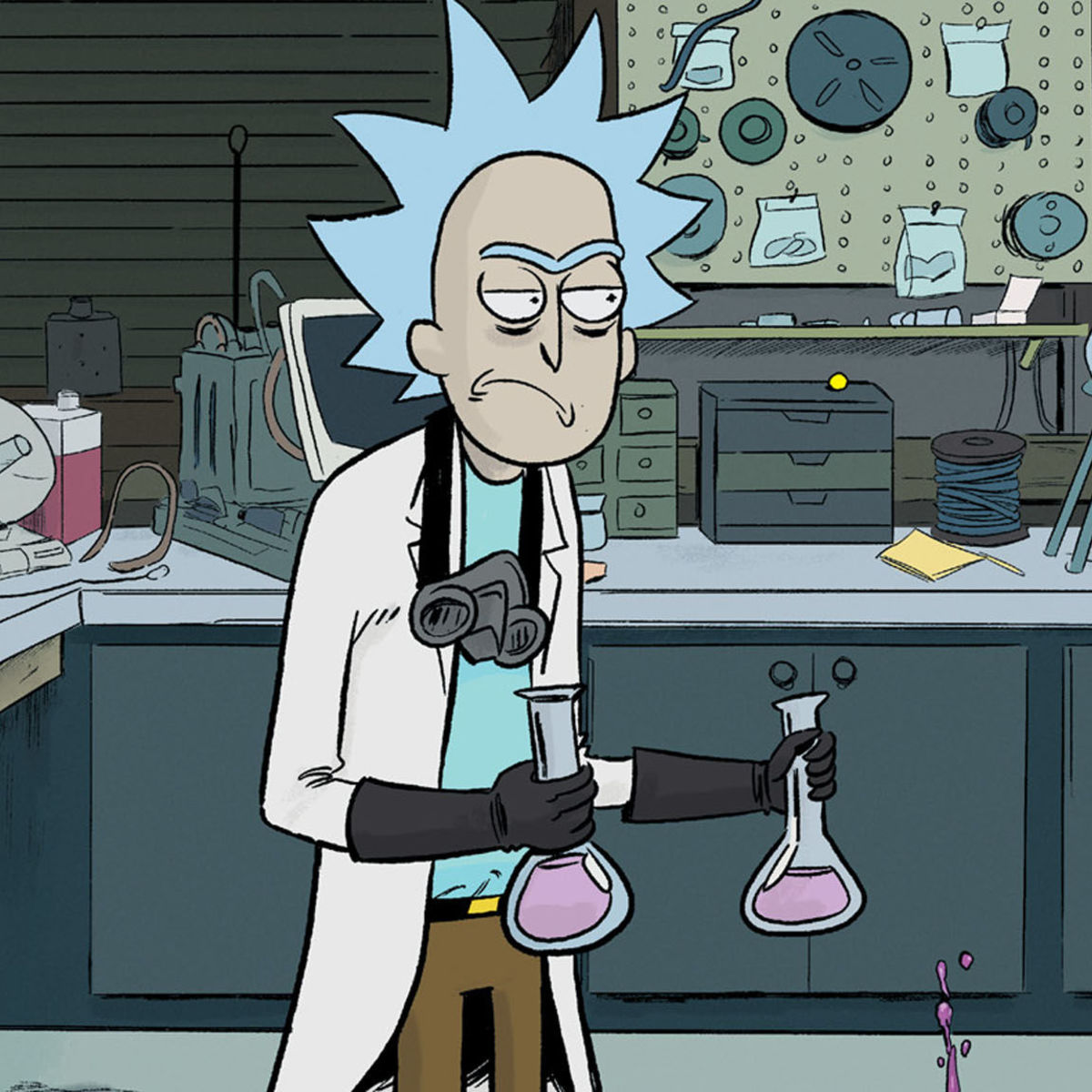 Rick and Morty Presents Jerry Hero Image