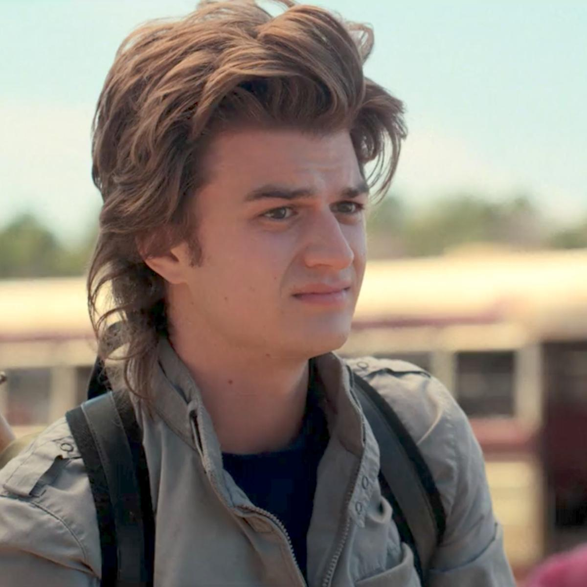 Chosen One Of The Day Steves Hair In Stranger Things Syfy Wire