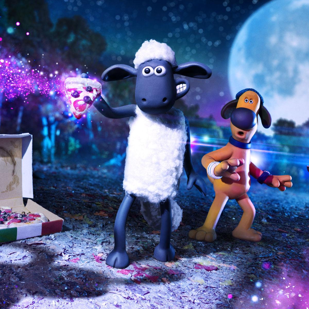 Farmageddon: A Shaun the Sheep Movie key art