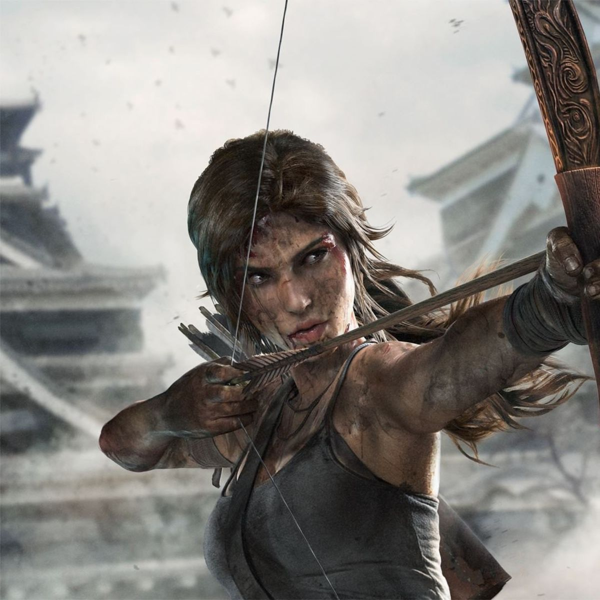 Wallpaper Lara Croft Shadow Of The Tomb Raider Concept: Video Game Heroine Of The Month: Lara Croft, Shadow Of The