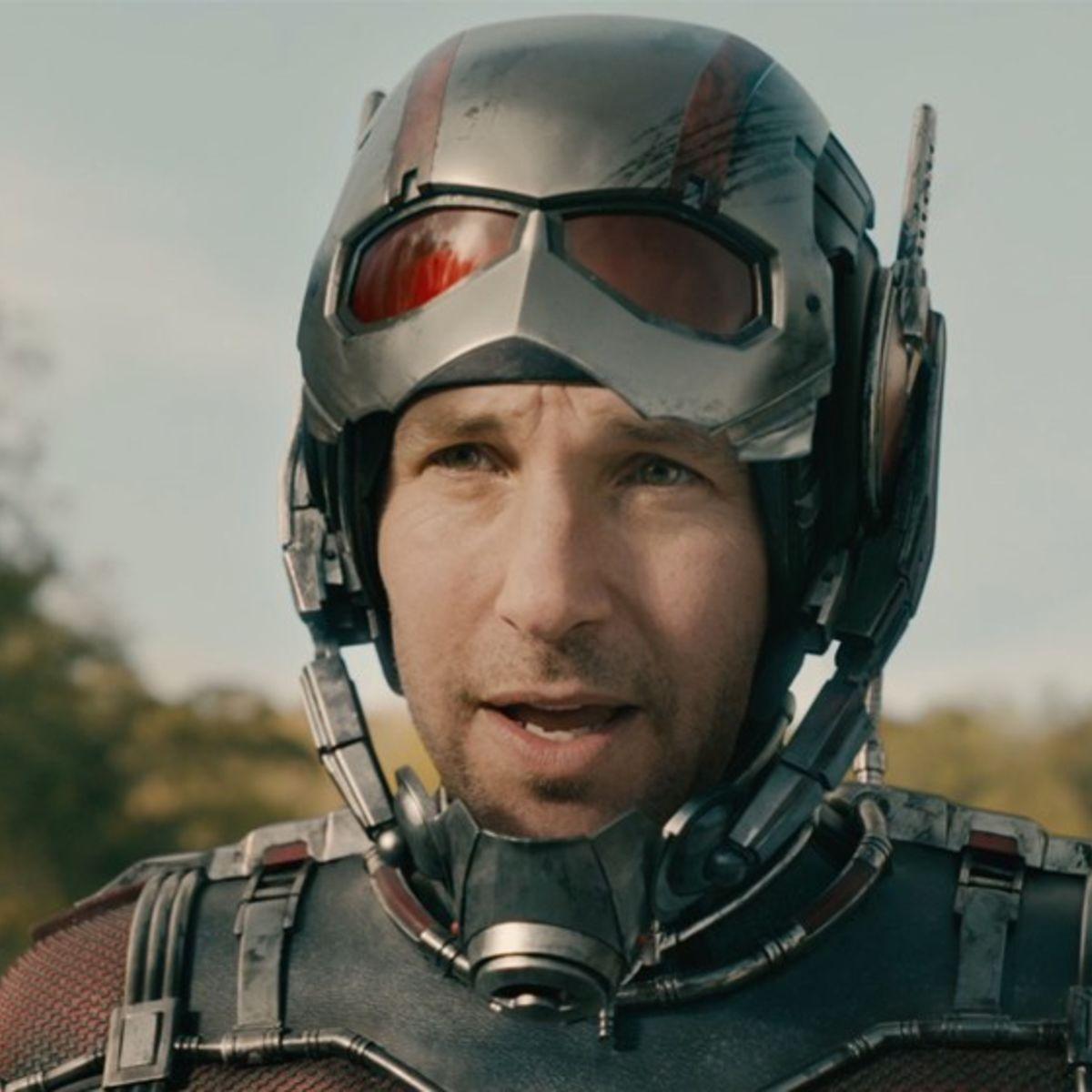Ant-Man, Scott Lang, Paul Rudd