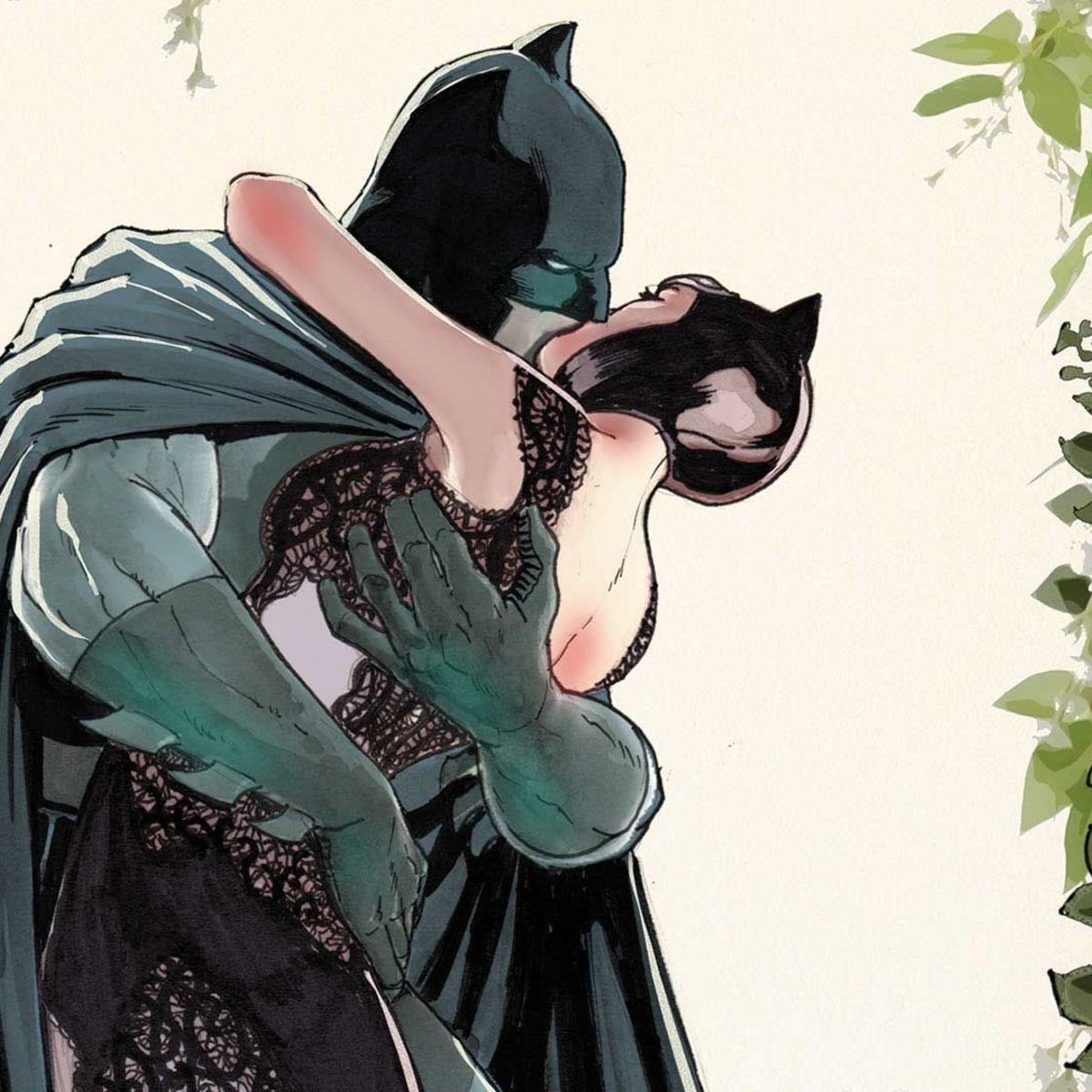 Batman 50 cover close-up