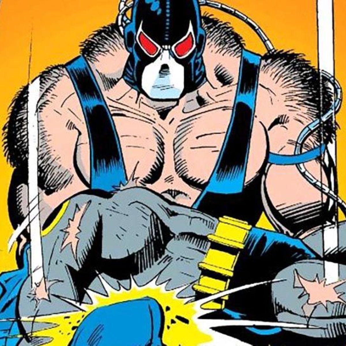 Batman Knightfall hero