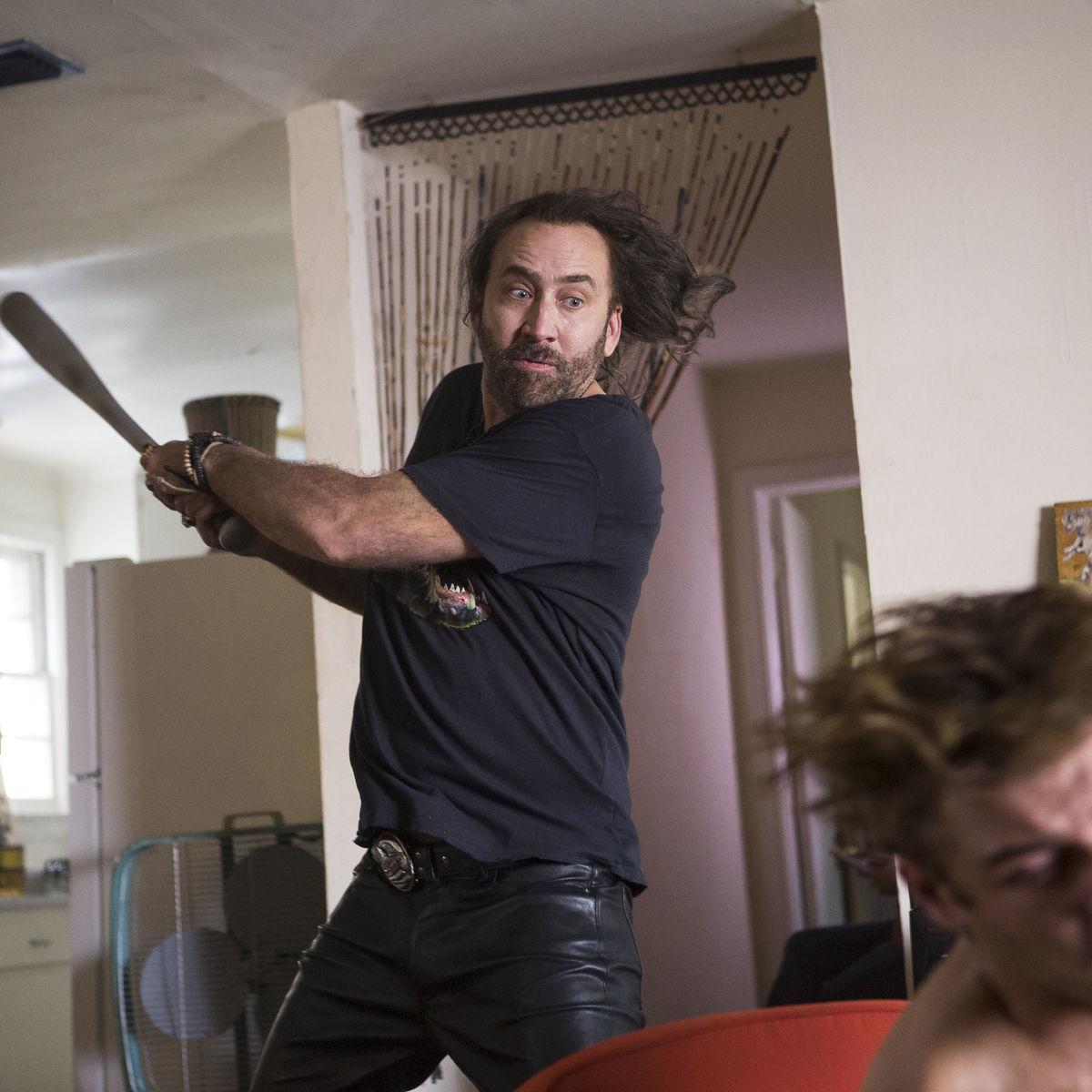 BETWEEN WORLDS Nicolas Cage