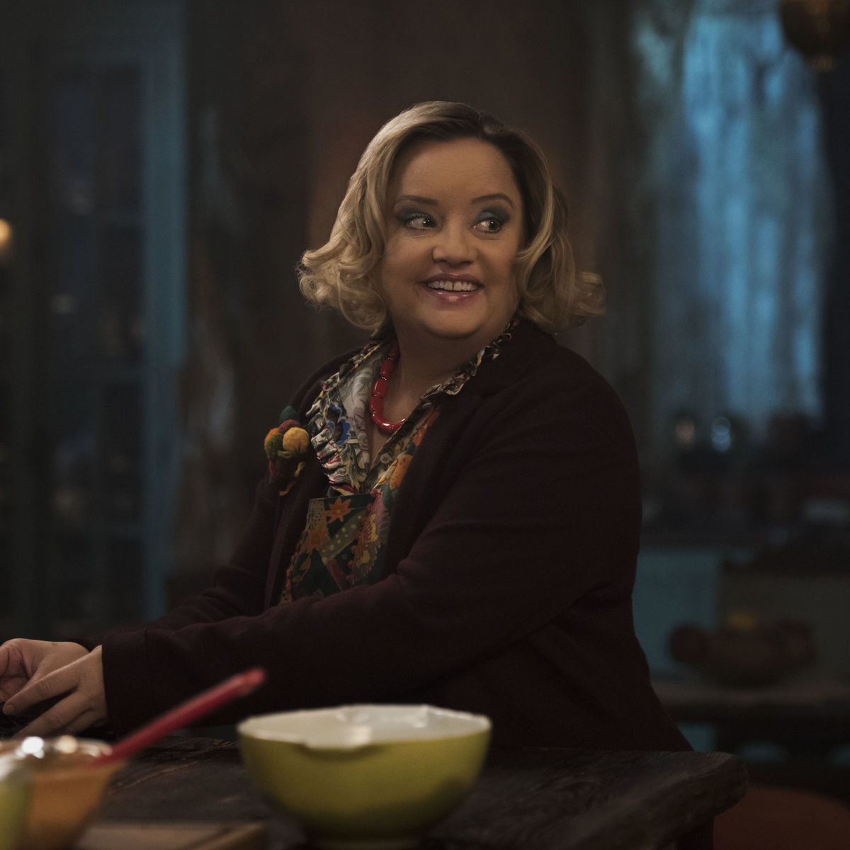 Chilling Adventures of Sabrina Lucy Davis