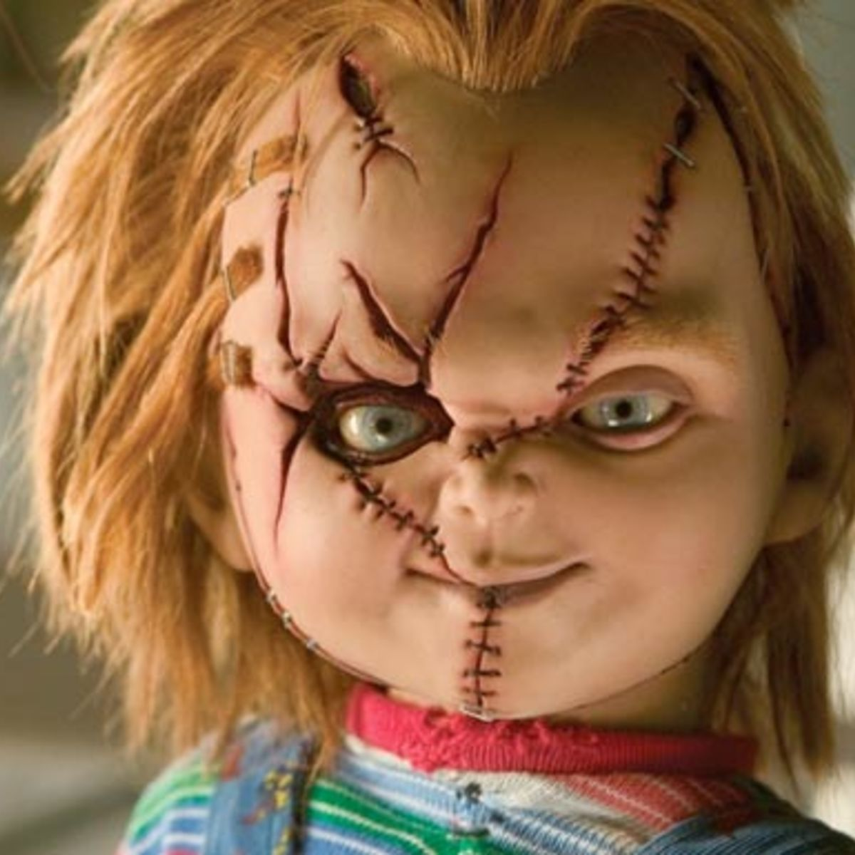 Check out the new Chucky for the new Child's Play
