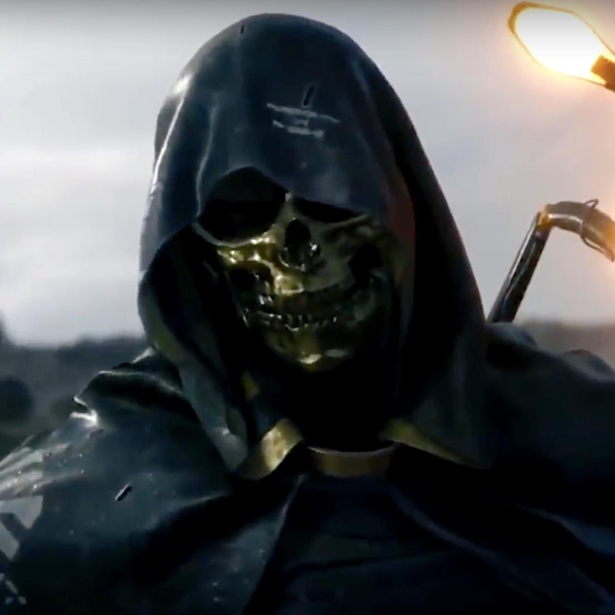 Death Stranding Troy Baker TGS 2018
