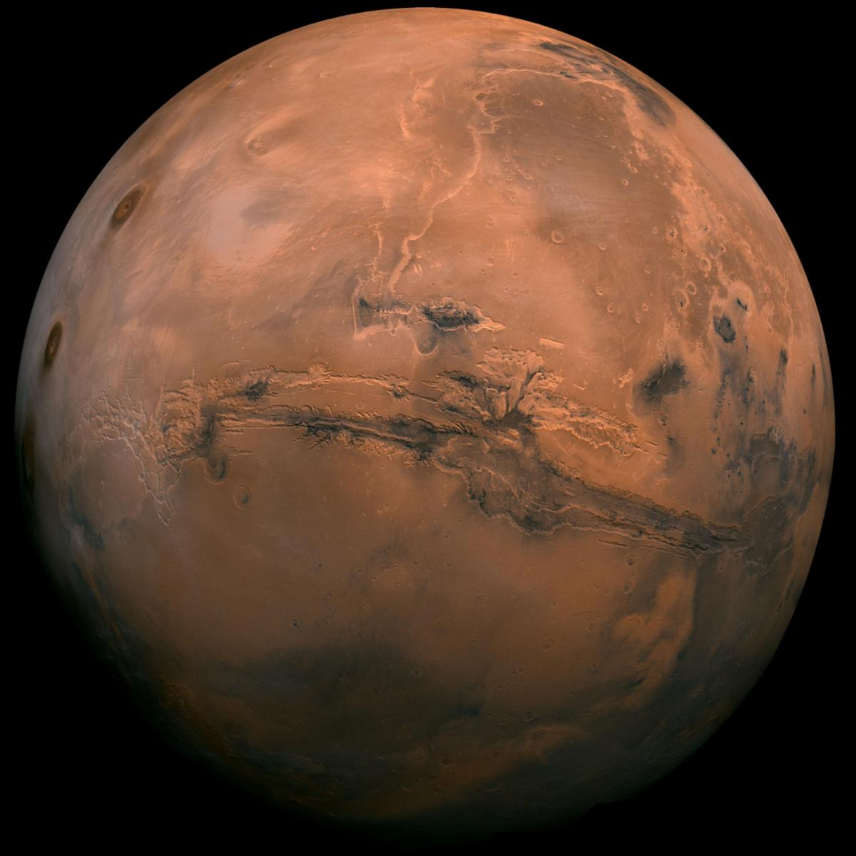 Planet Mars may have supported life long time ago