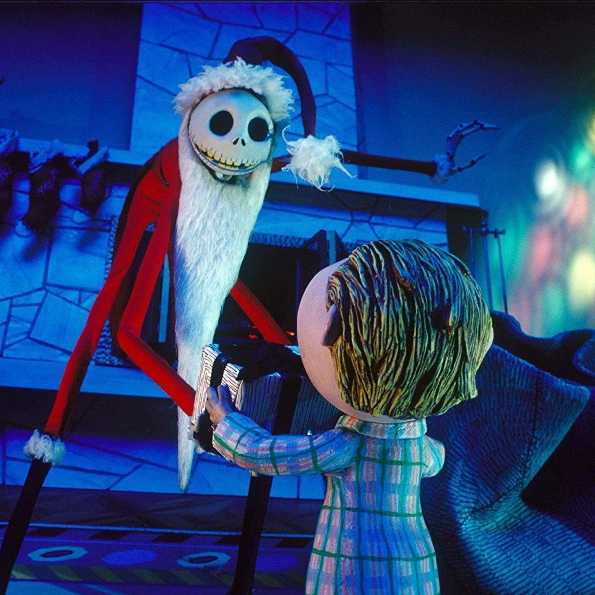 the nightmare before christmas getting la live show for 25th birthday