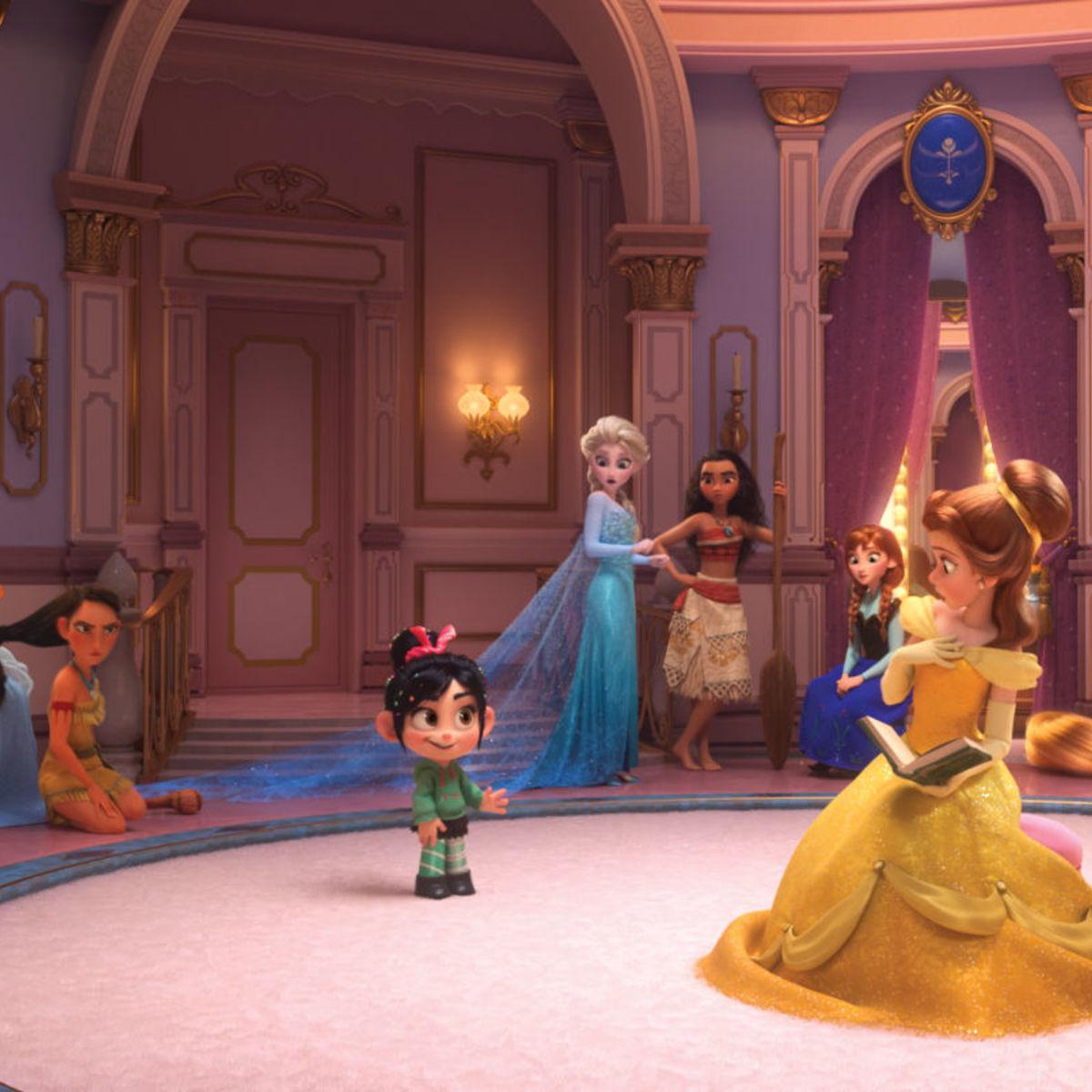 Disney Princesses Ralph Breaks the internet