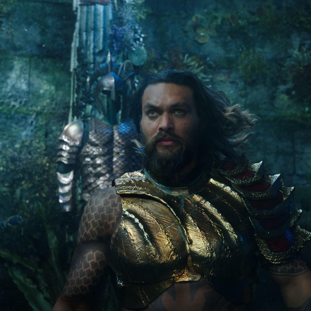 James Momoa: James Wan Shows New Aquaman Scenes, Details More Of The