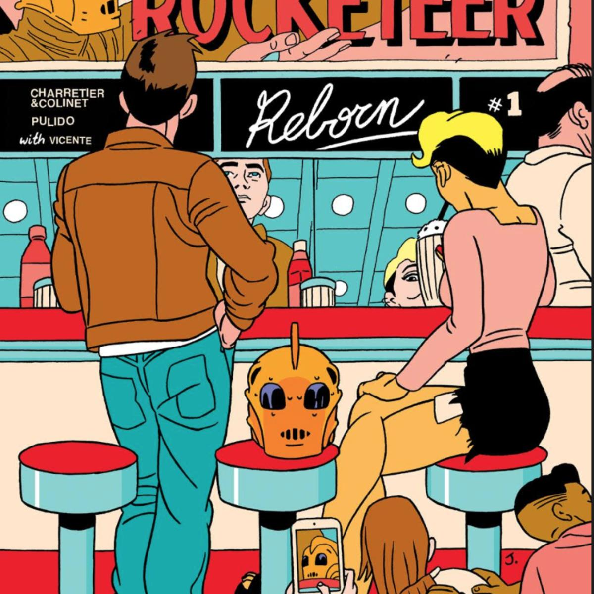 rocketeer cover