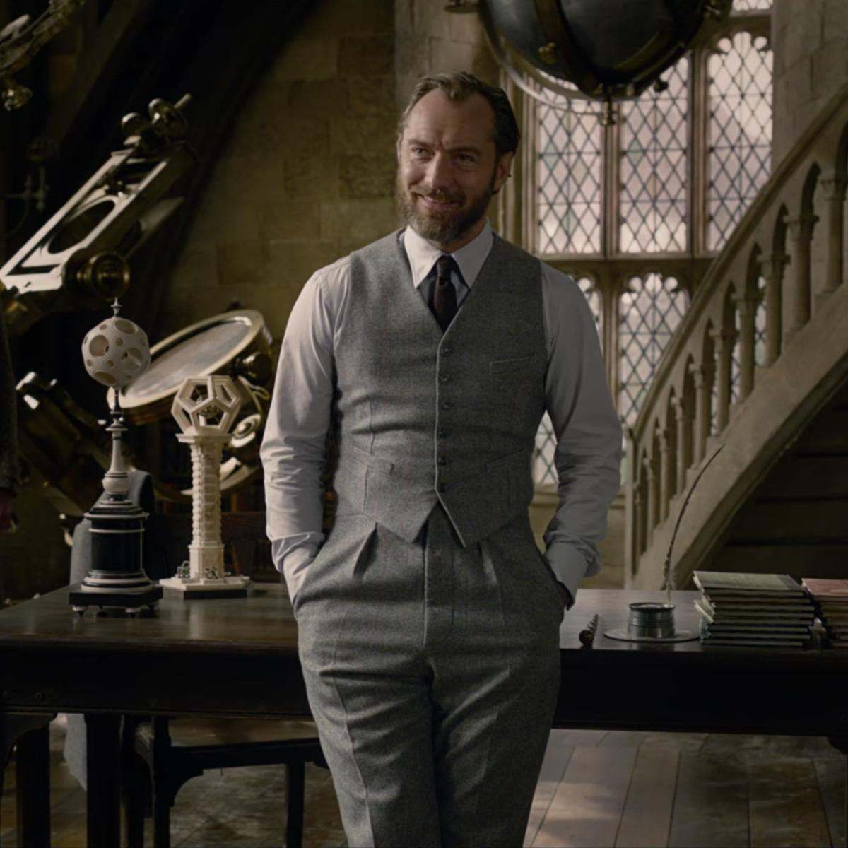 Take a magical look at some of the wands and costumes from Fantastic Beasts: The Crimes of Grindelwald
