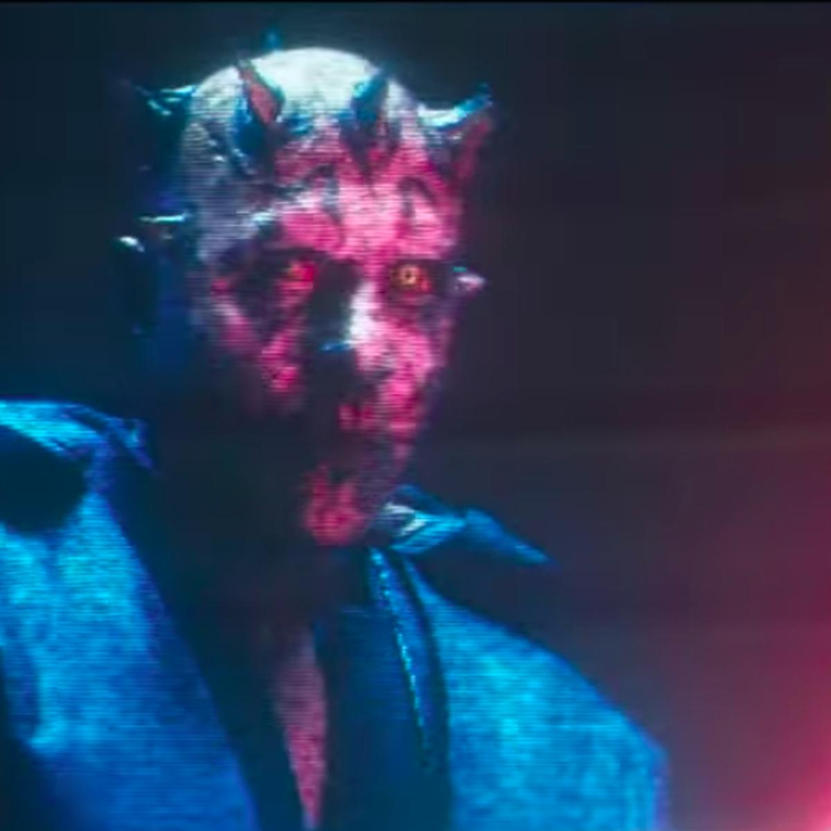 Darth Maul's Solo: A Star Wars Story Cameo Released By Lucasfilm