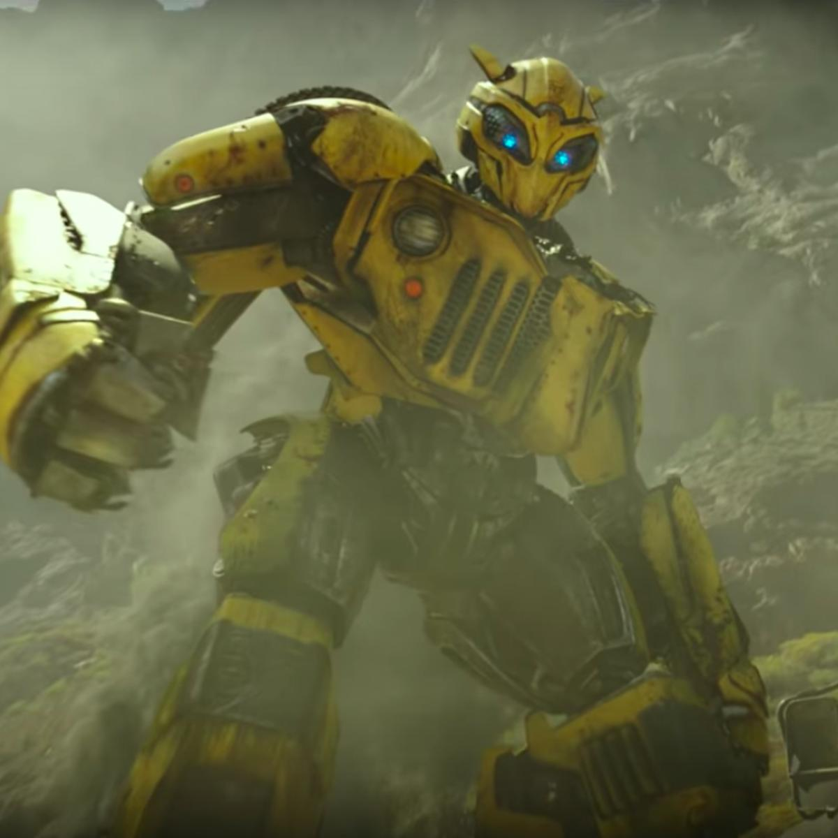 The New Bumblebee Trailer Just Dropped